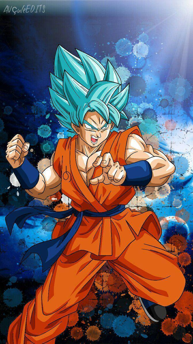 Goku SSJBlue Wallpapers by AbhinavtheCule