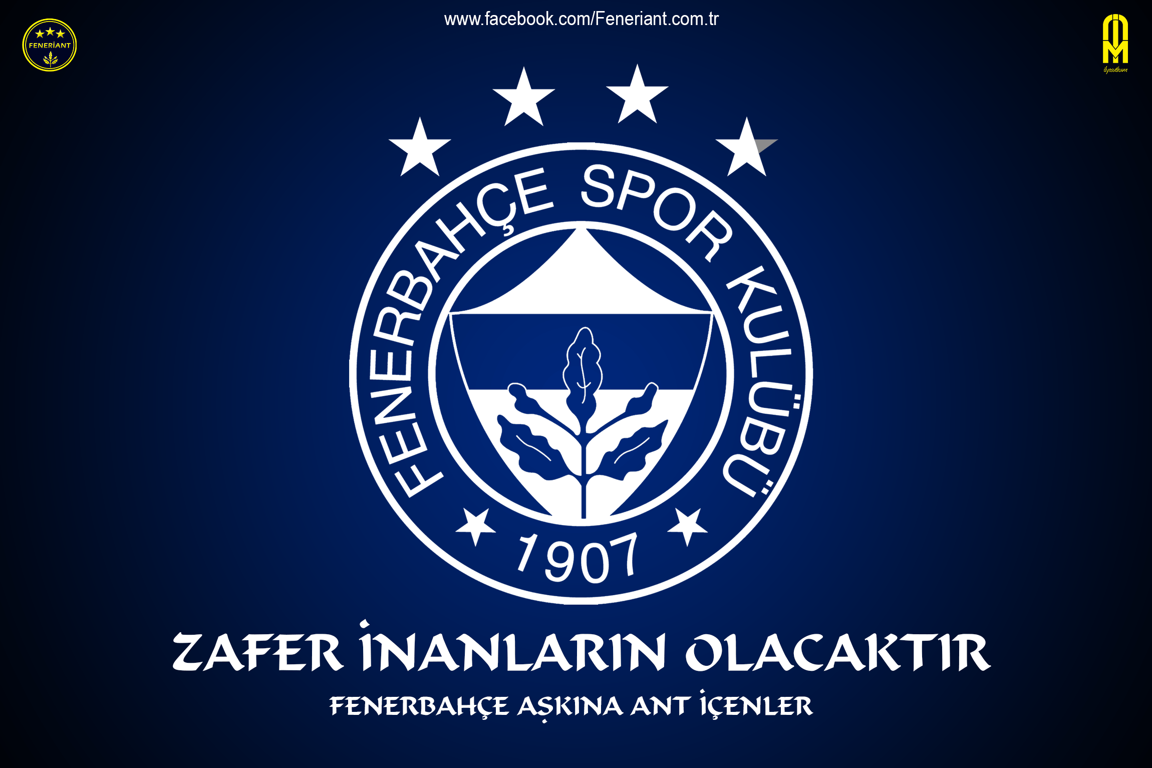 FENERBAHCE WALLPAPER by ilyasutkum on DeviantArt
