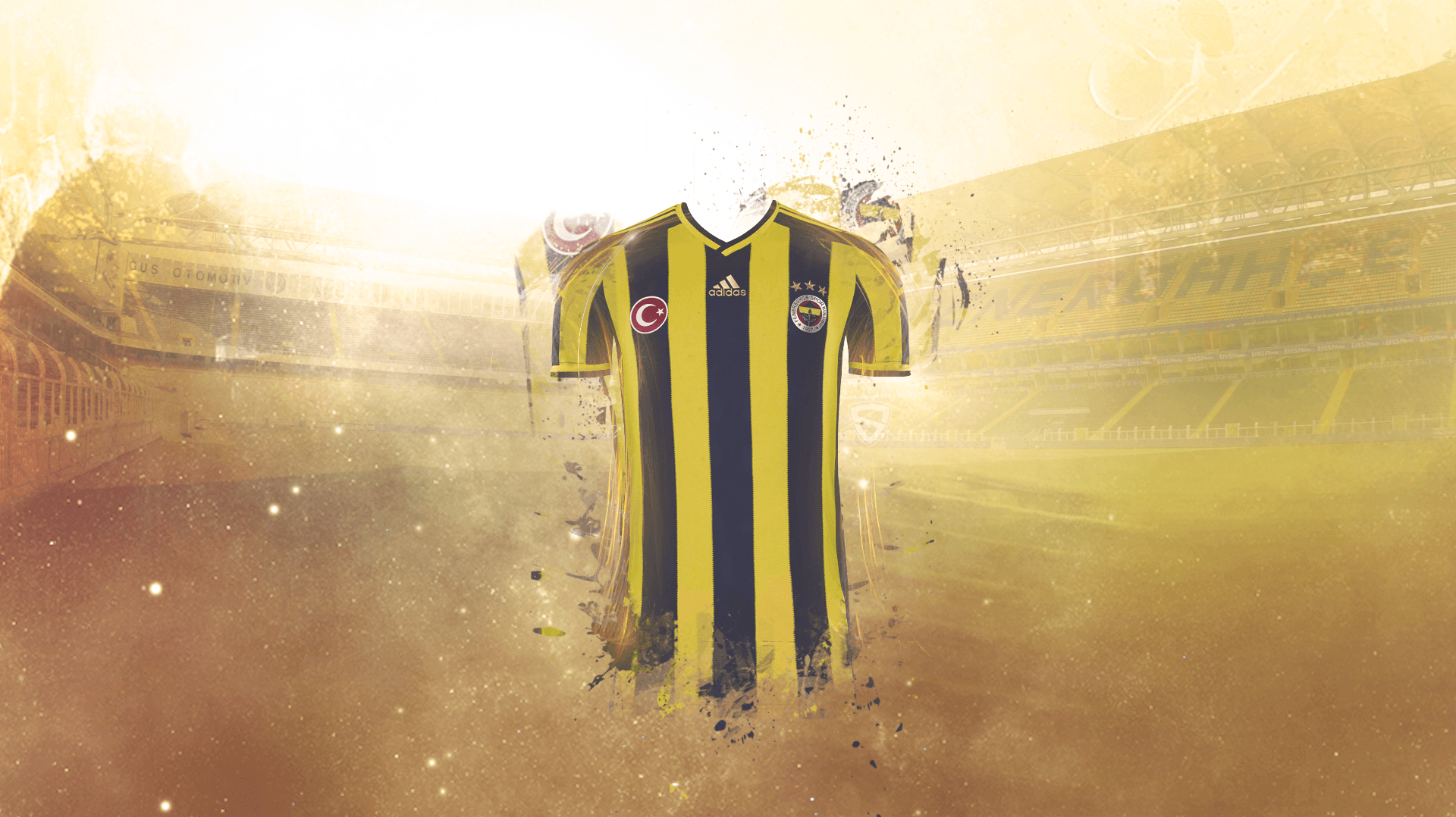 Fenerbahce SK Wallpaper by stragfx on DeviantArt