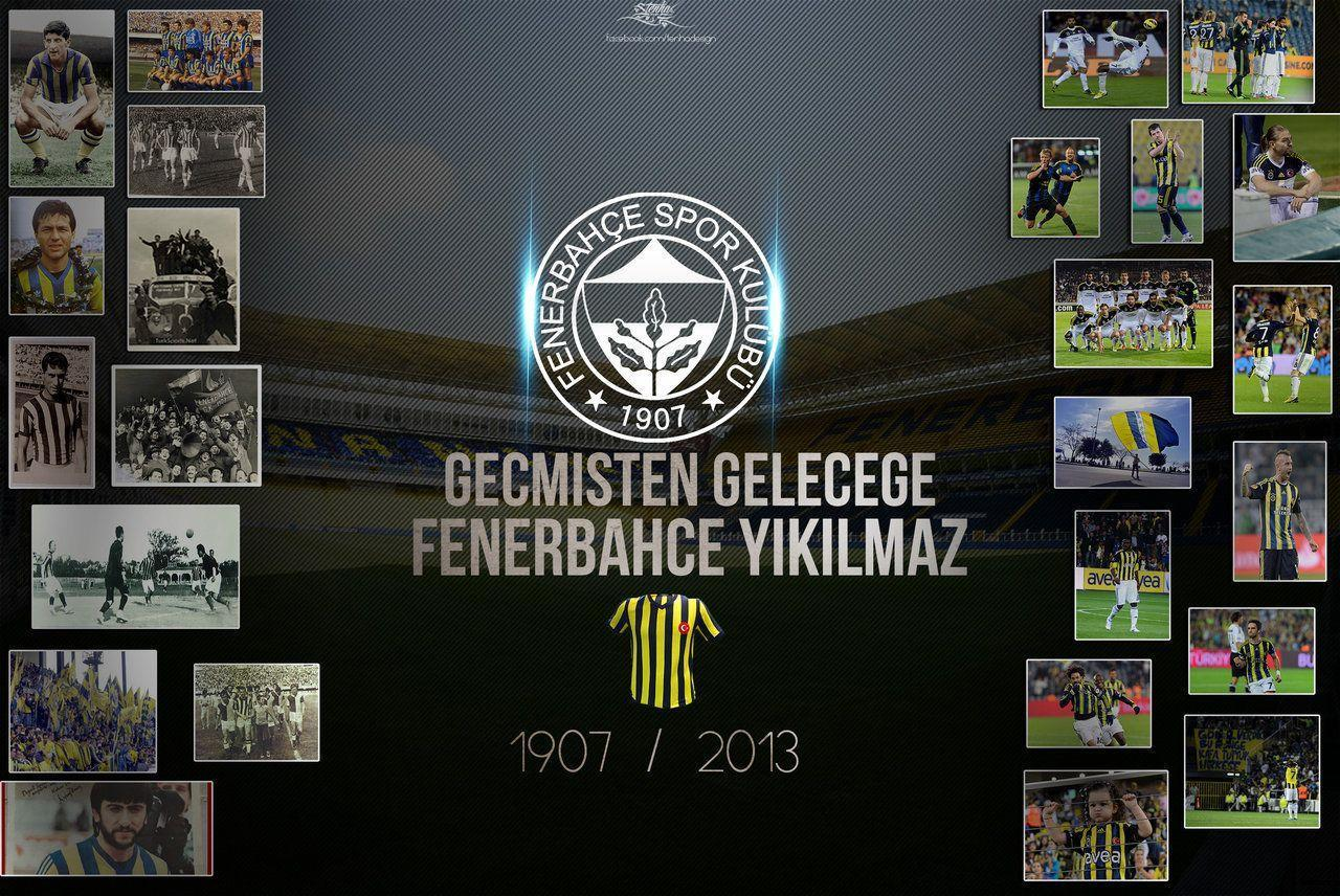 Fenerbahce S.K Wallpaper by tenha on DeviantArt