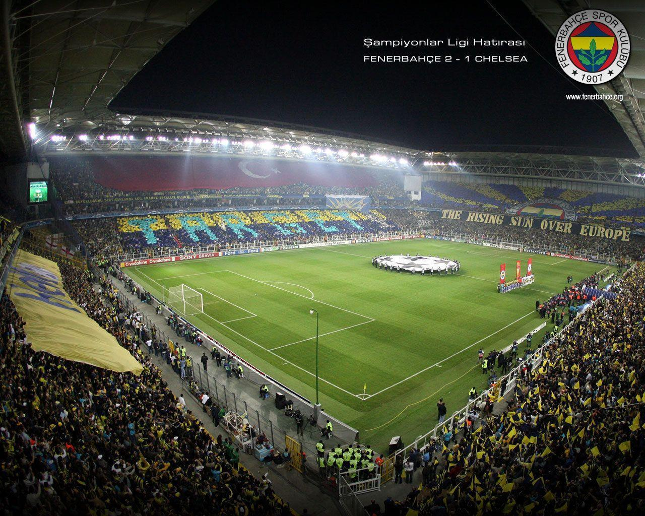 Fenerbahçe SK images SUKRU_SARACOGLU_STADIUM HD wallpaper and ...
