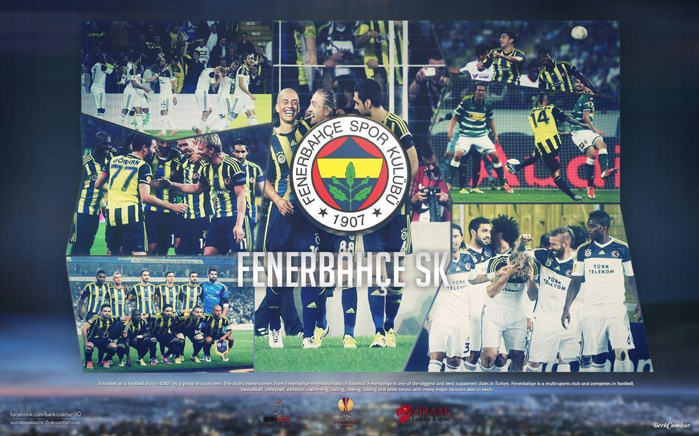 Fenerbahce SK by suicidemassacre16 on DeviantArt