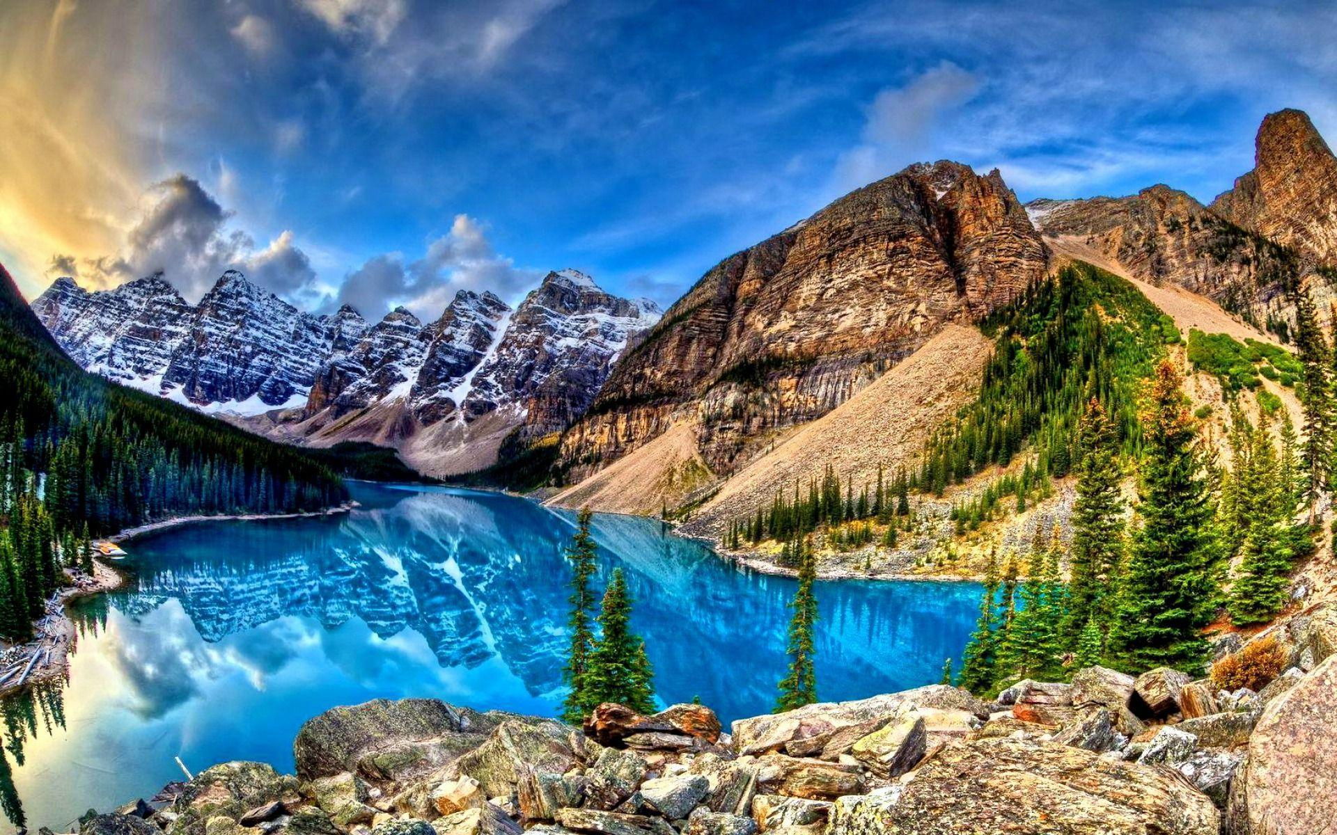 Rocky Mountains Wallpapers, Pictures, Image
