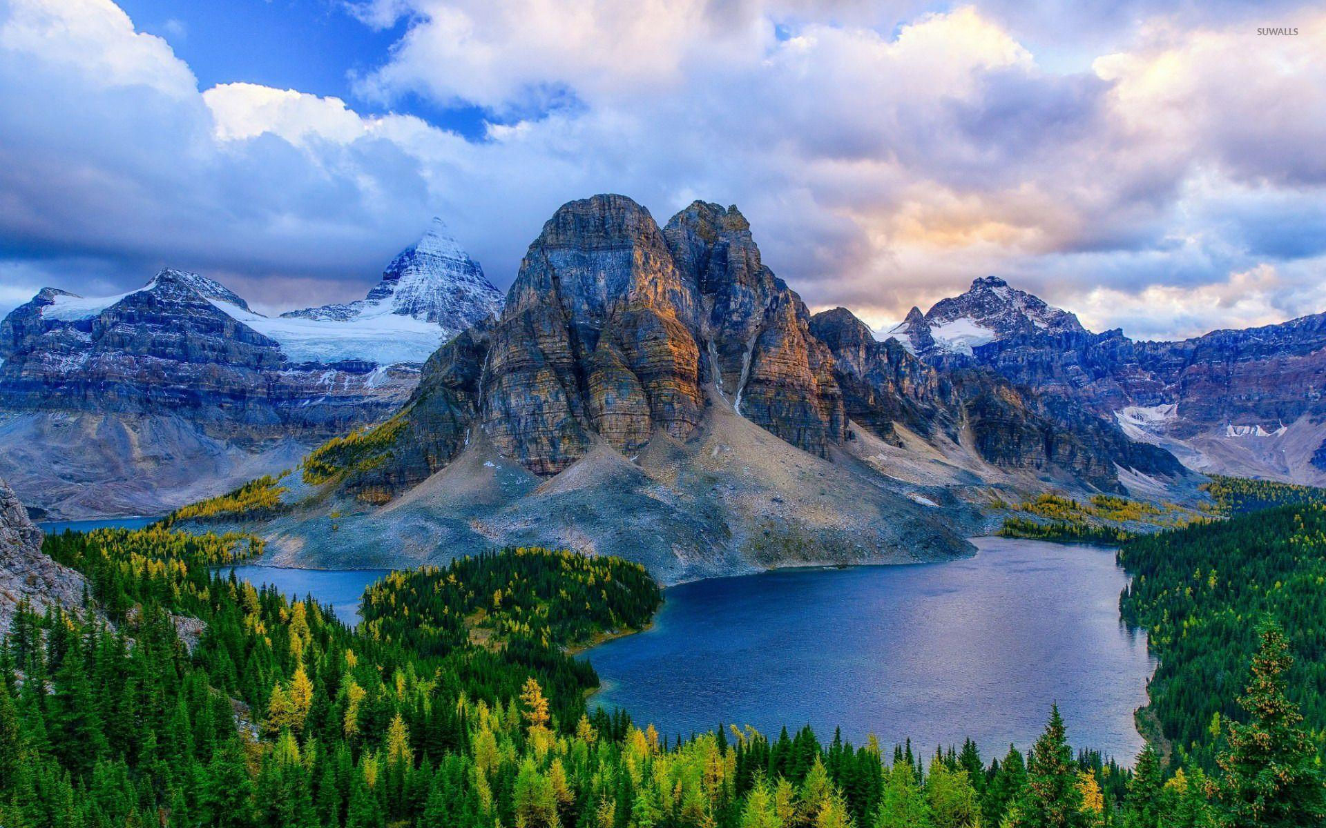 Rocky Mountains Wallpapers