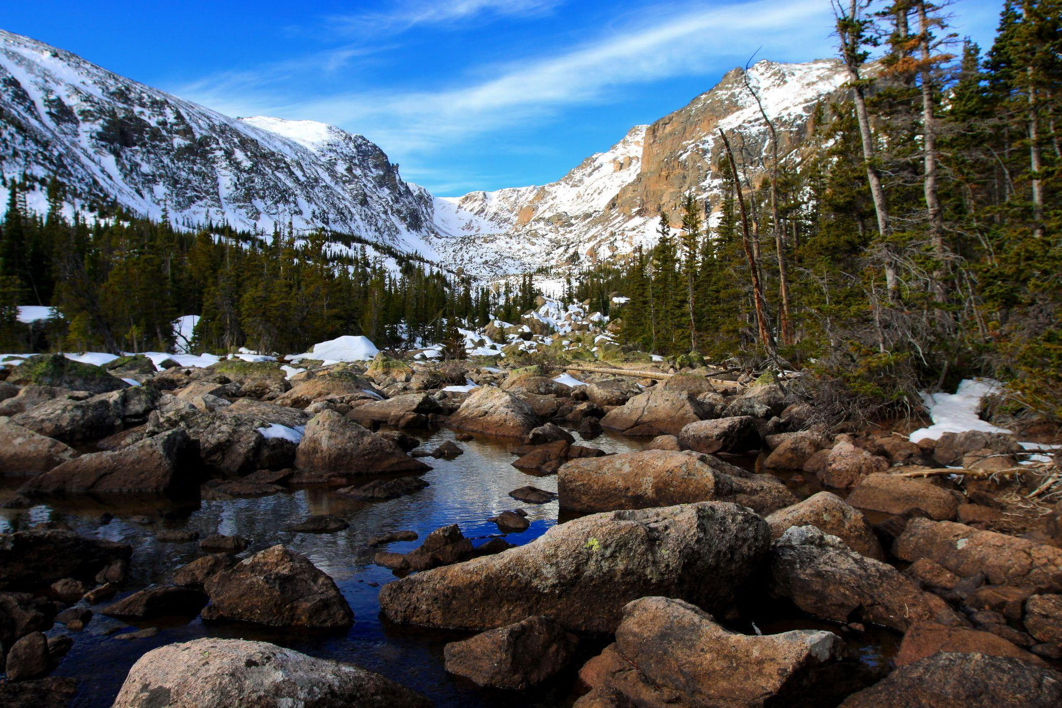 Rocky Mountain Wallpapers