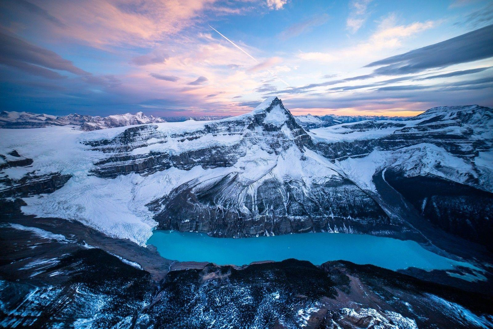 nature, Mountains, Landscape, Canada, Rocky Mountains Wallpapers