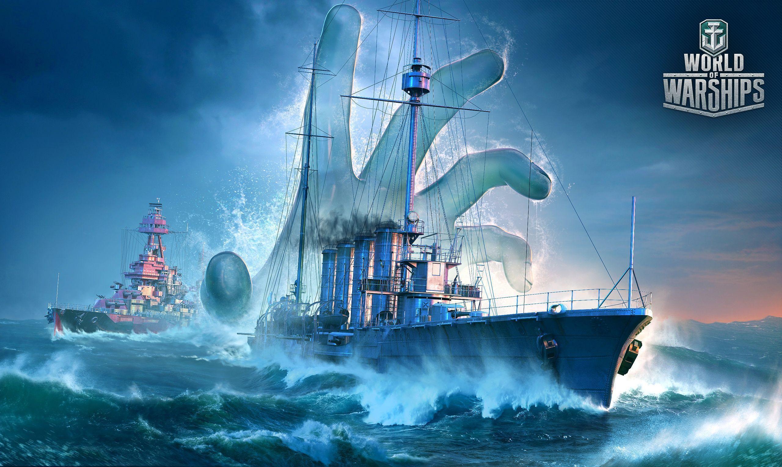 World Of Warships Wallpaper: World Of Warships Wallpapers