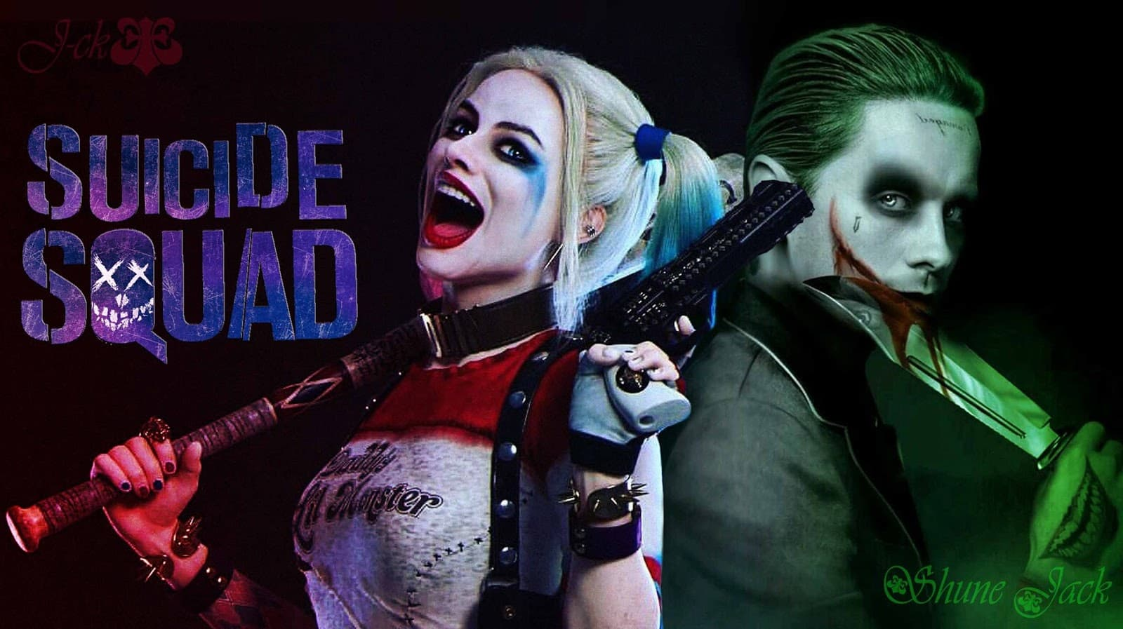 Harley Quinn Suicide Squad Wallpapers Wallpaper Cave