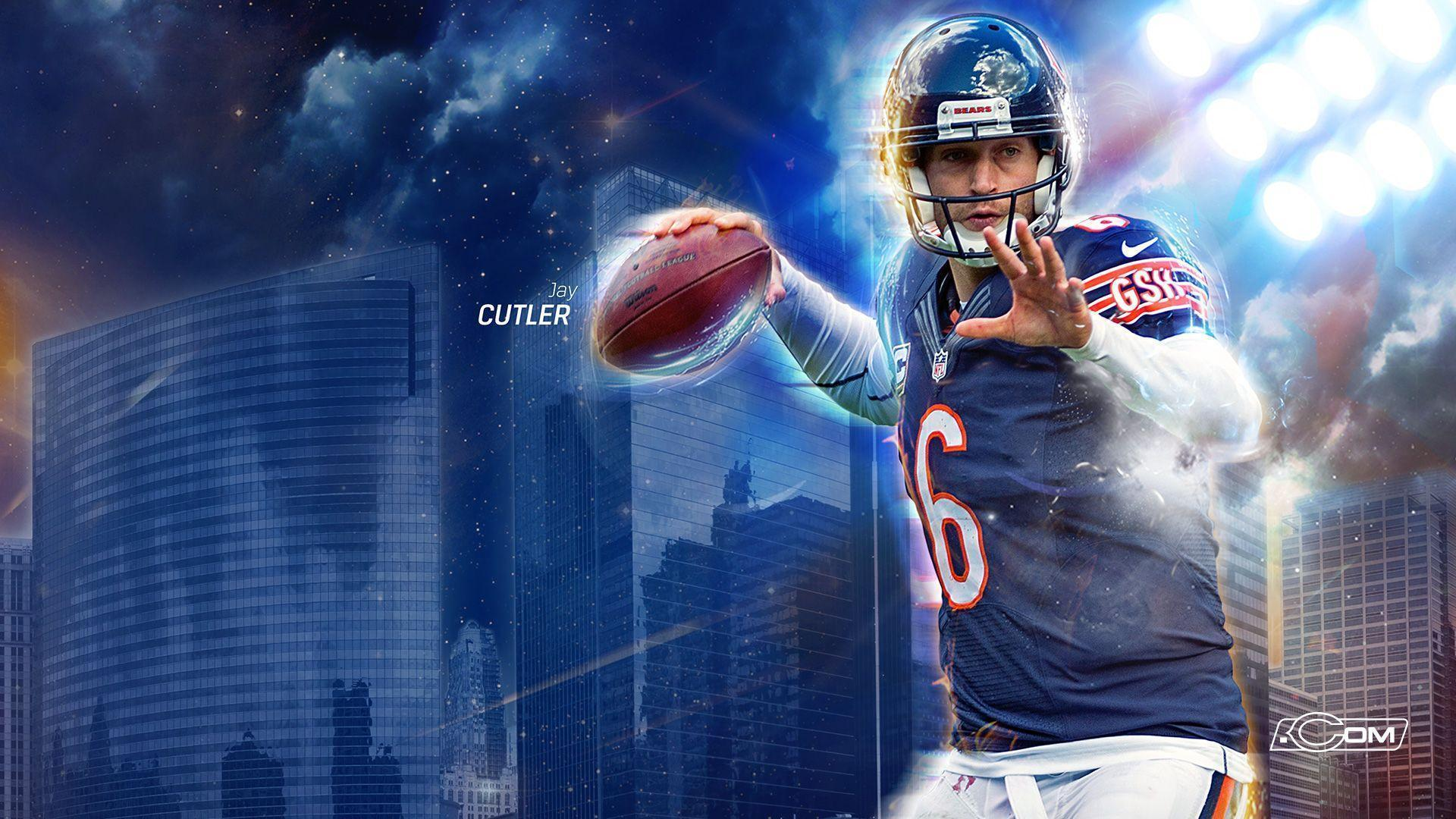 Jay Cutler Football Wallpapers