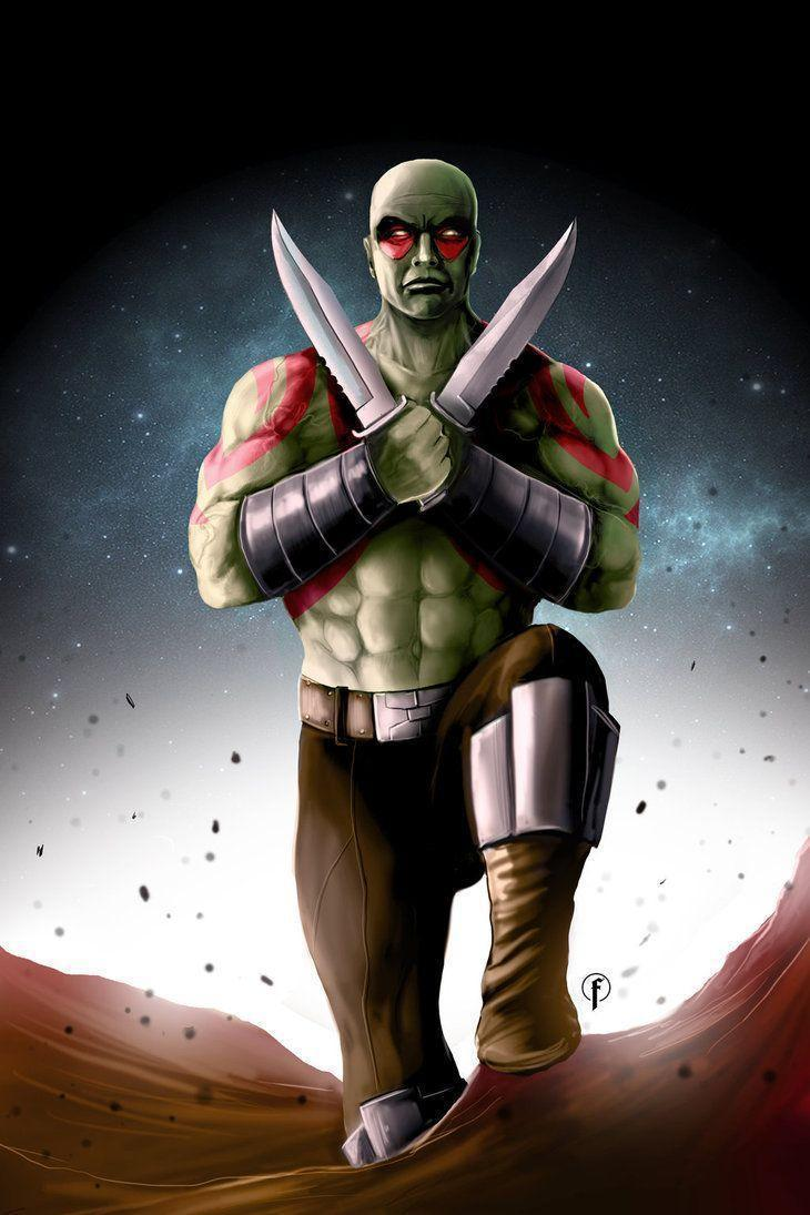 56 best • Drax the Destroyer • image