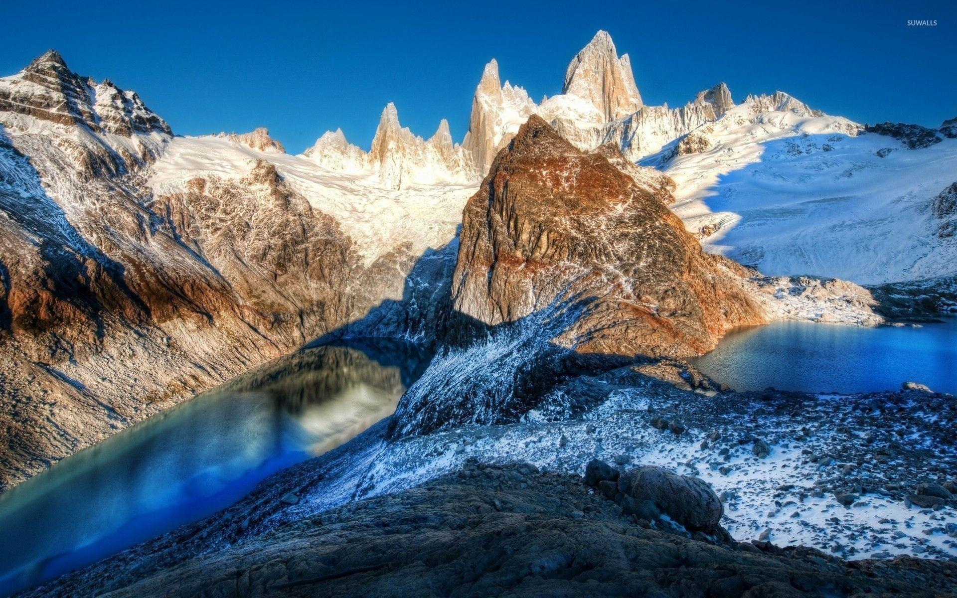 Monte Fitz Roy wallpapers