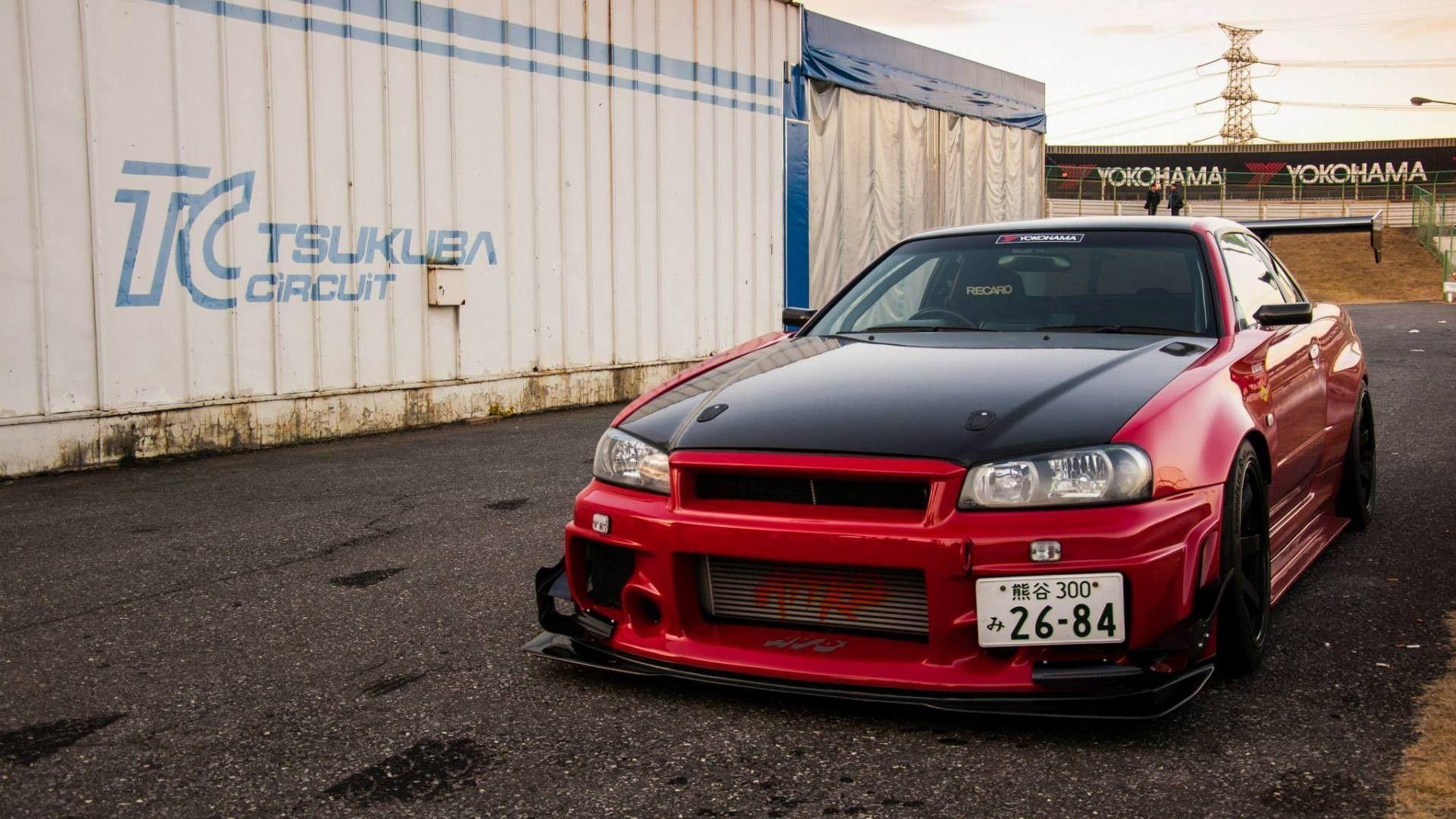 Nissan Skyline GT R R34, Nissan Skyline, Nissan, JDM, Car .