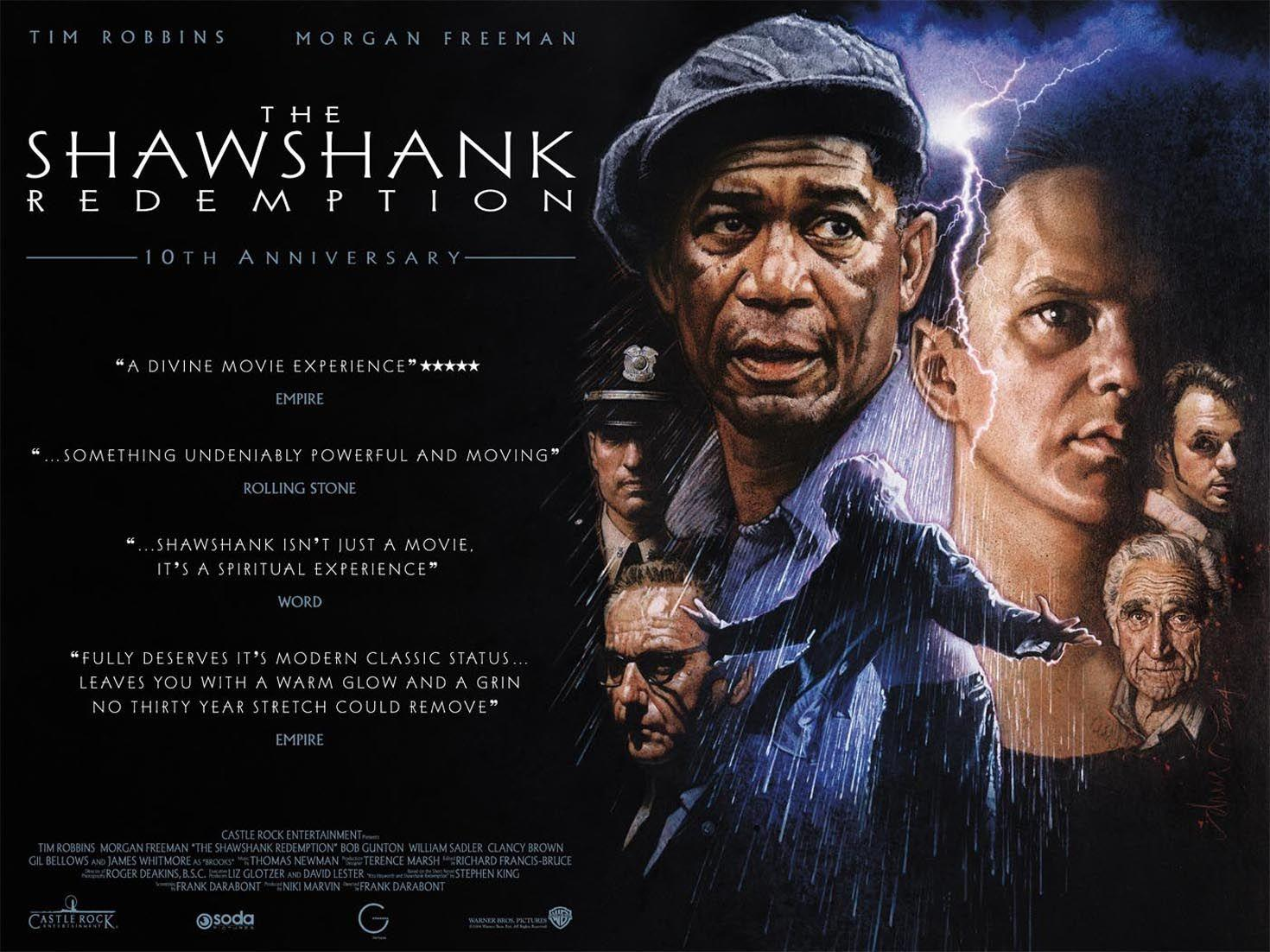 essays on shawshank redemption hope