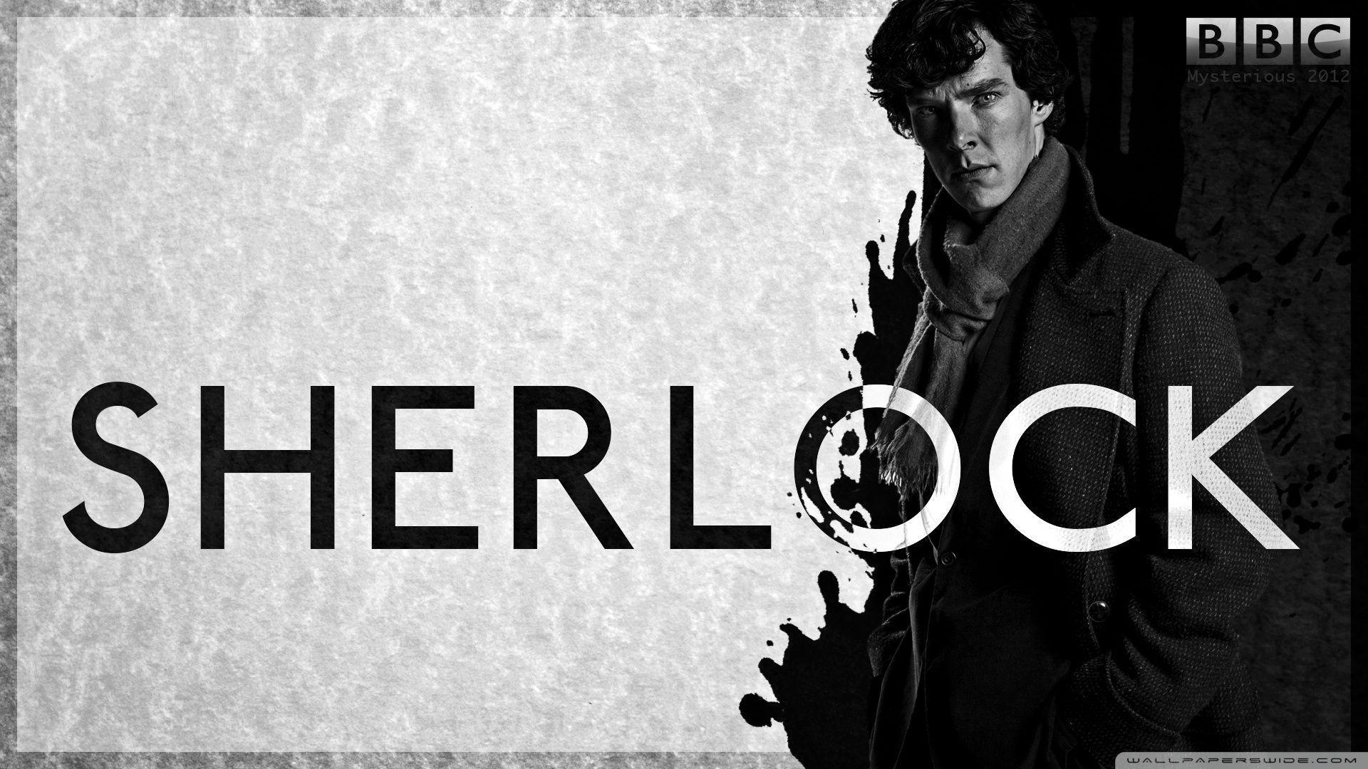 Sherlock HD desktop wallpaper : High Definition : Mobile