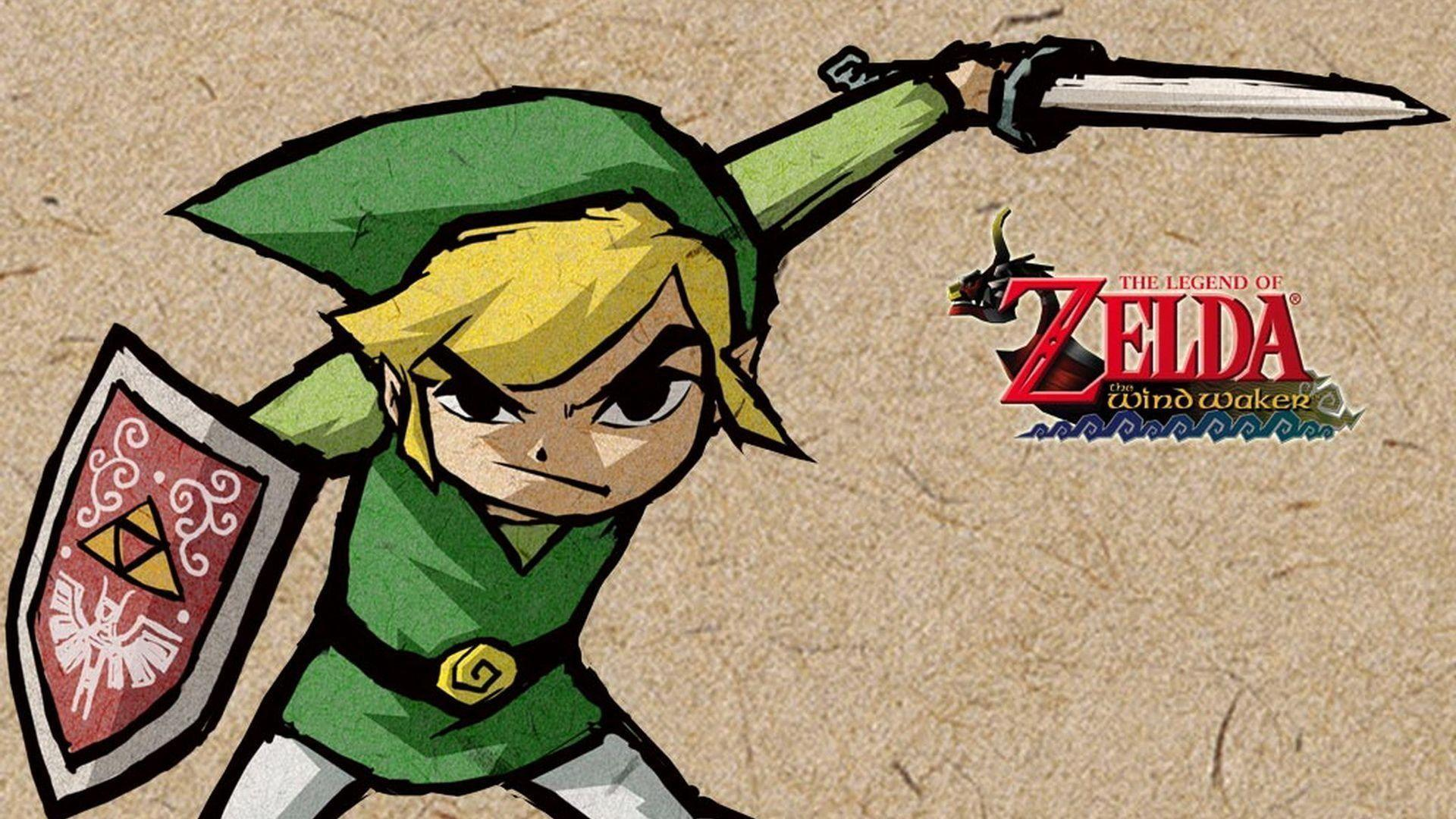 the legend of zelda the wind waker hd wallpapers