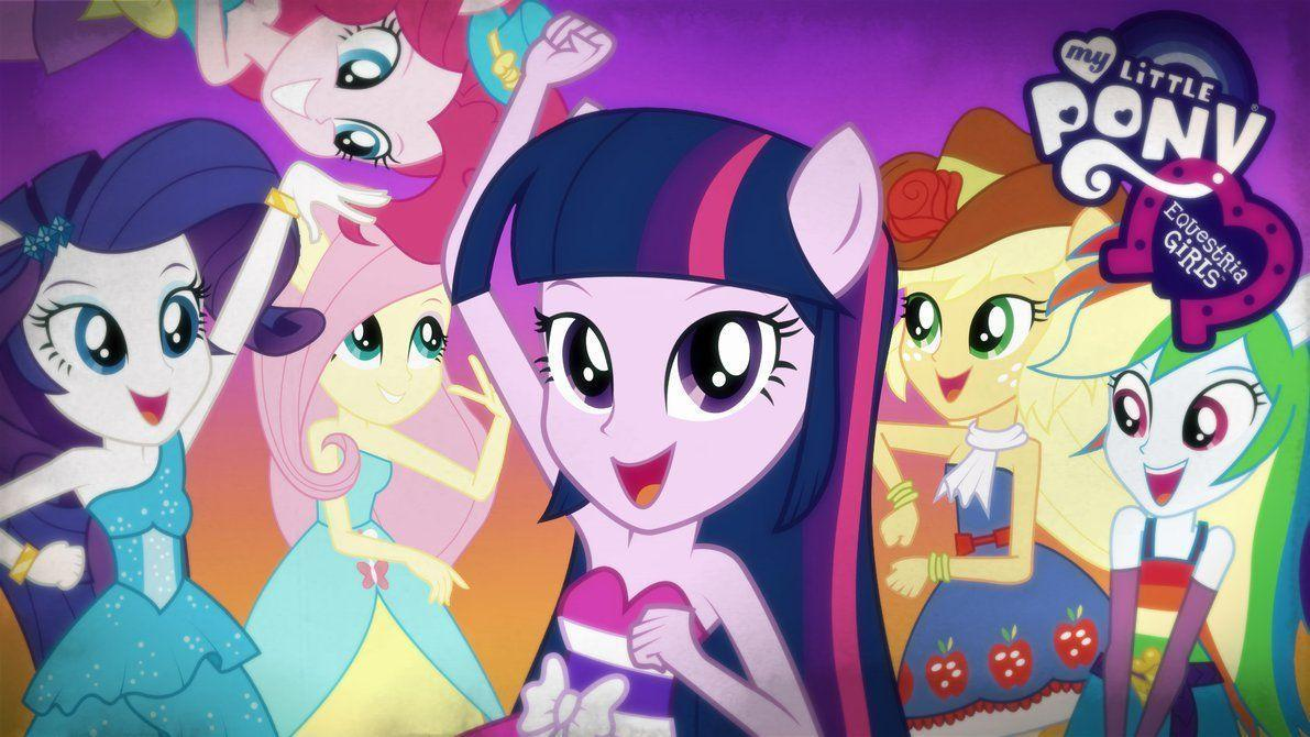 My Little Pony Equestria Girls Wallpapers by Kana