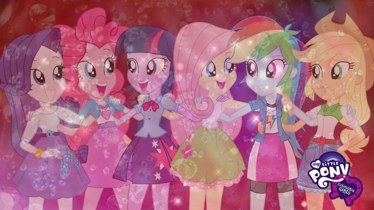 MLP Equestria Girls Wallpapers