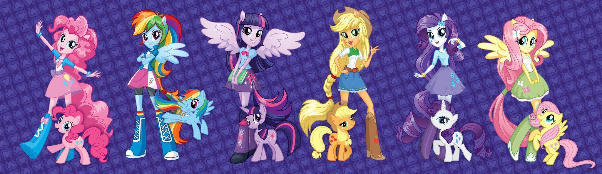 My Little Pony: Equestria Girls image Equestria Girls!!! HD