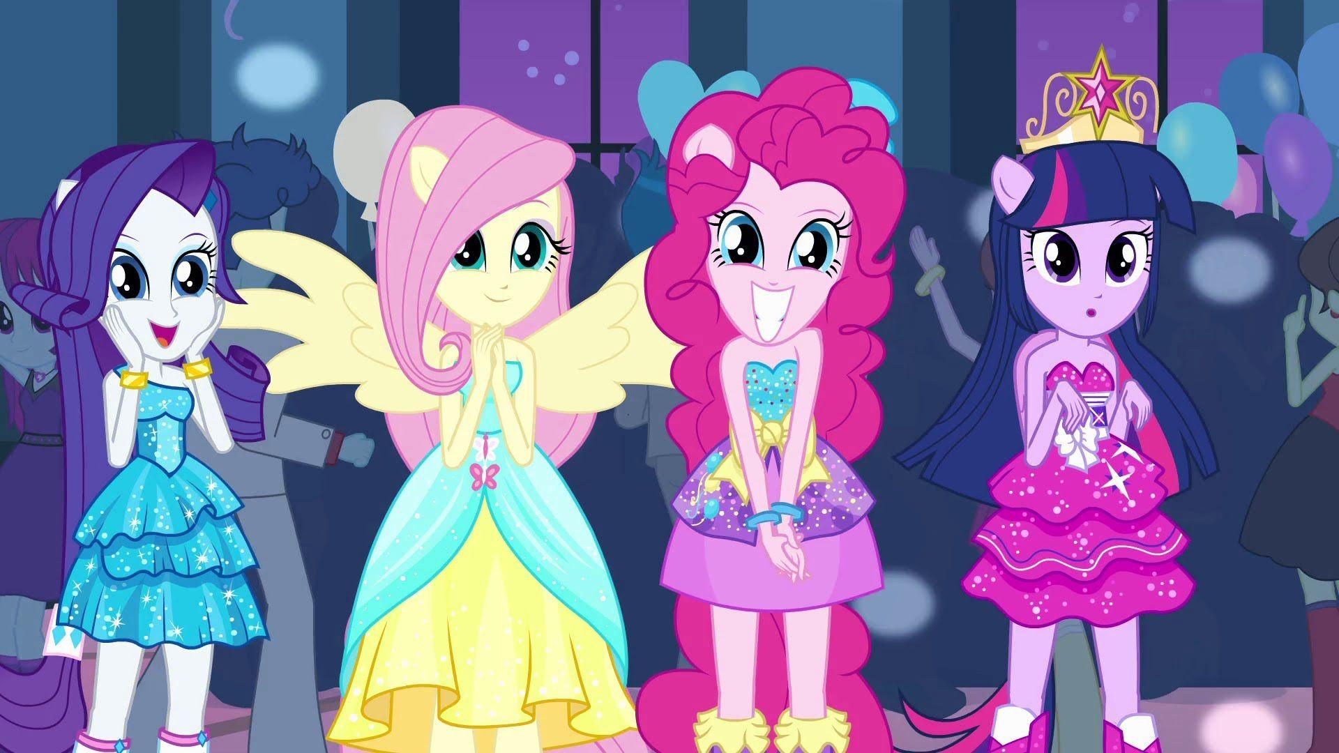 Equestria girls of MLP image picture time HD wallpapers and