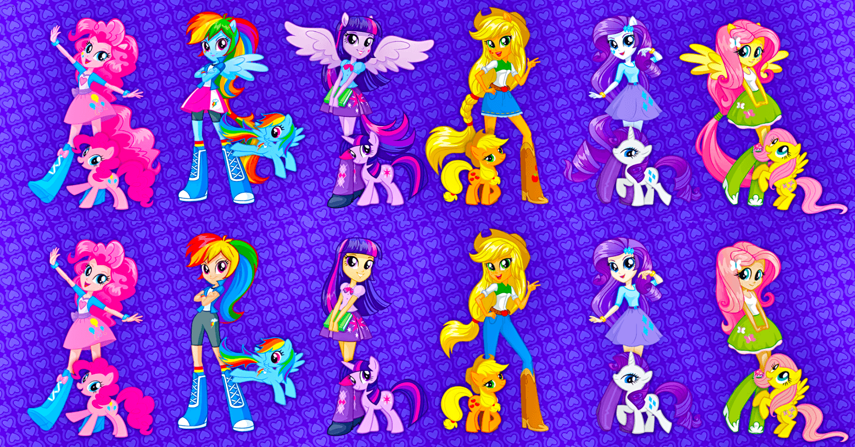 my little pony equestria quest