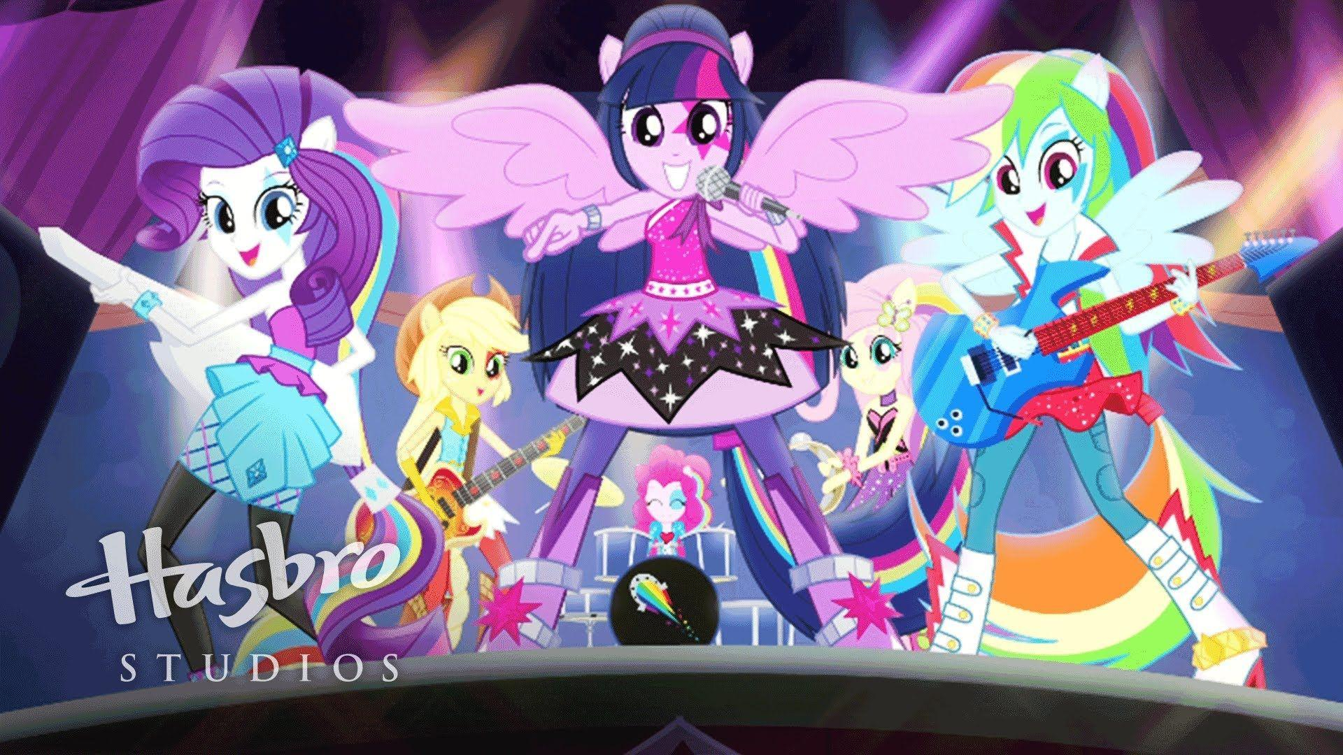 My Little Pony Equestria Girls Wallpapers Wallpaper Cave