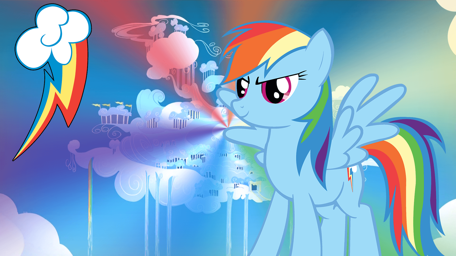 MLP Rainbow Dash Wallpapers