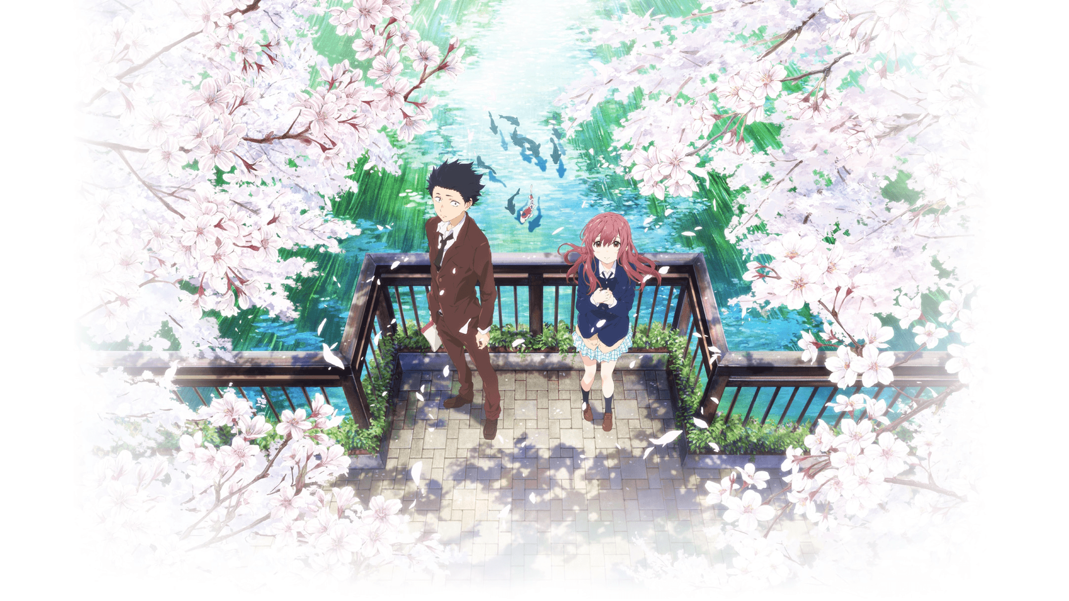 275 Koe No Katachi HD Wallpapers | Backgrounds - Wallpaper Abyss