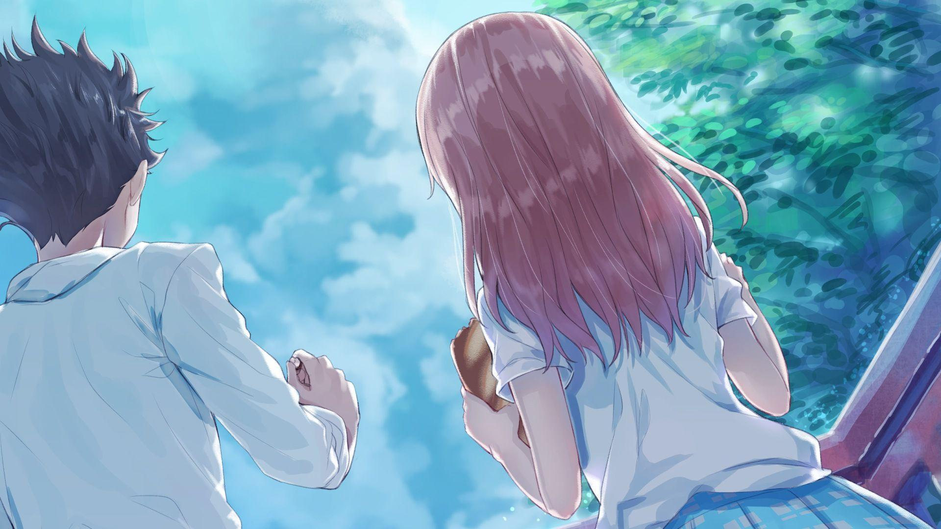 A Silent Voice Wallpapers - Wallpaper Cave