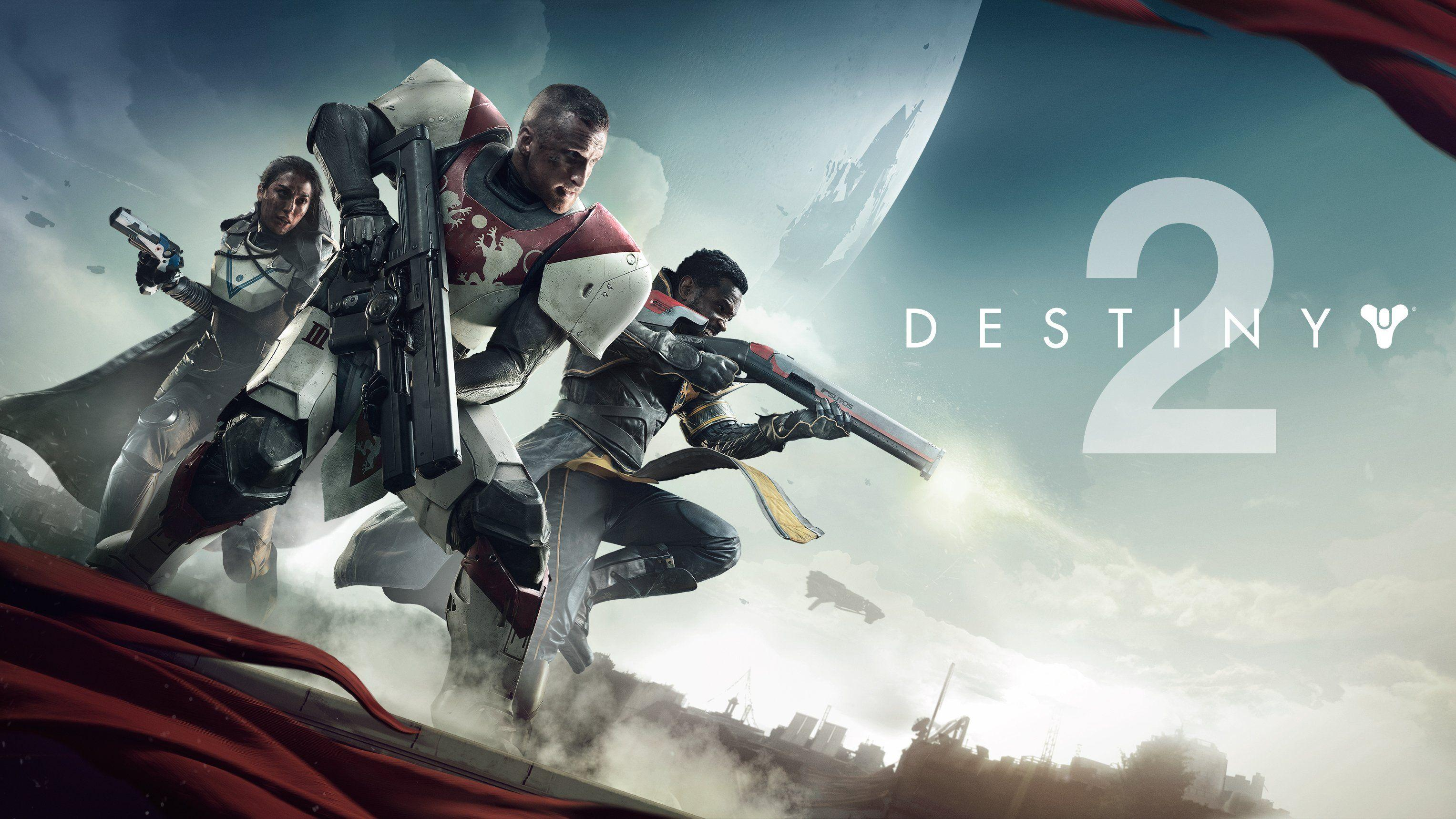 31 Destiny 2 HD Wallpapers
