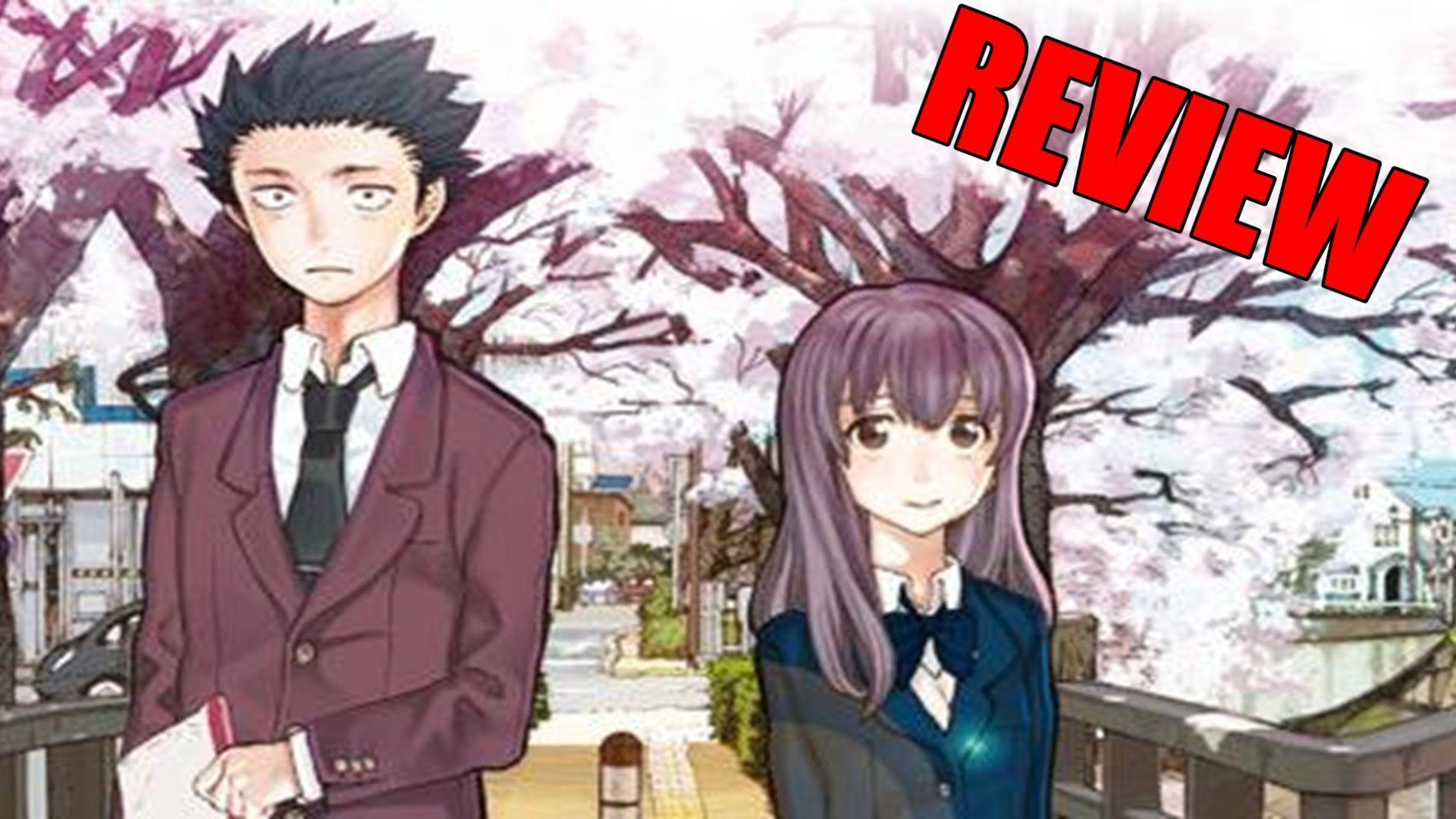 A Silent Voice Full Manga Series Review - YouTube