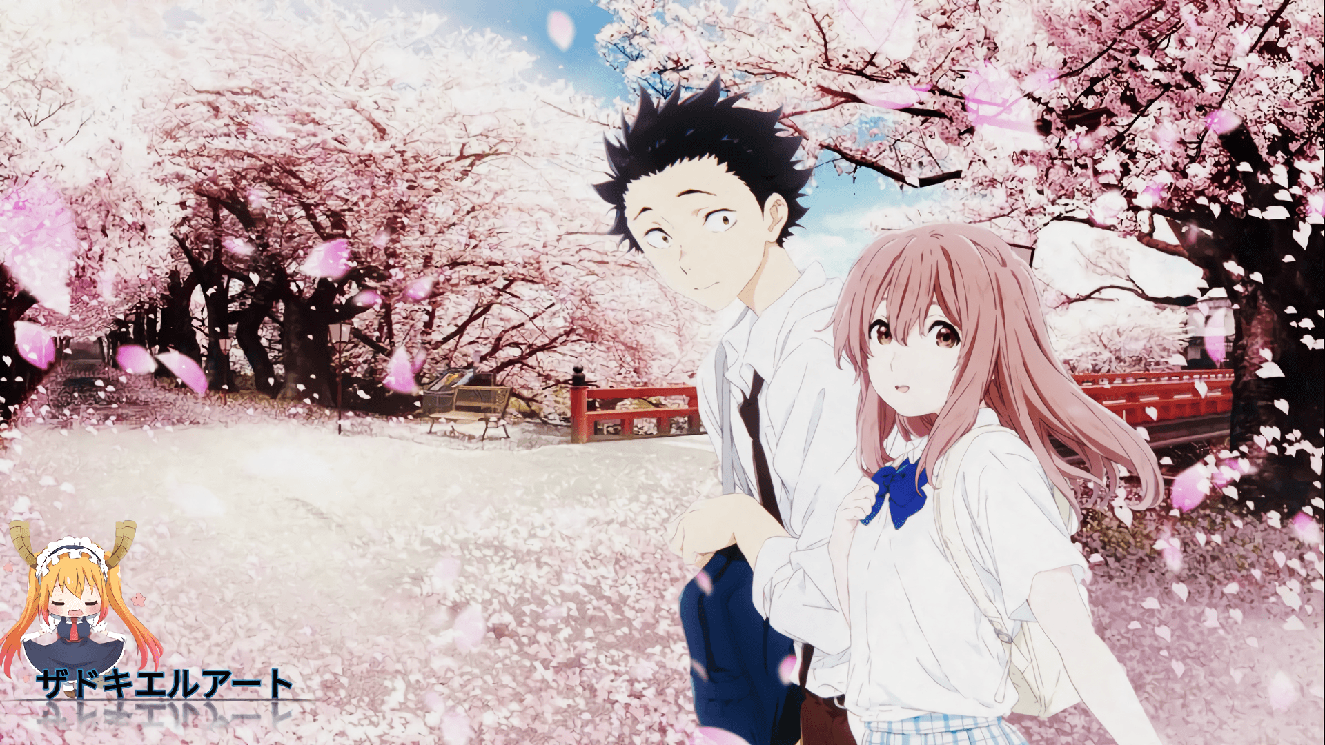 A Silent Voice Wallpapers Wallpaper Cave