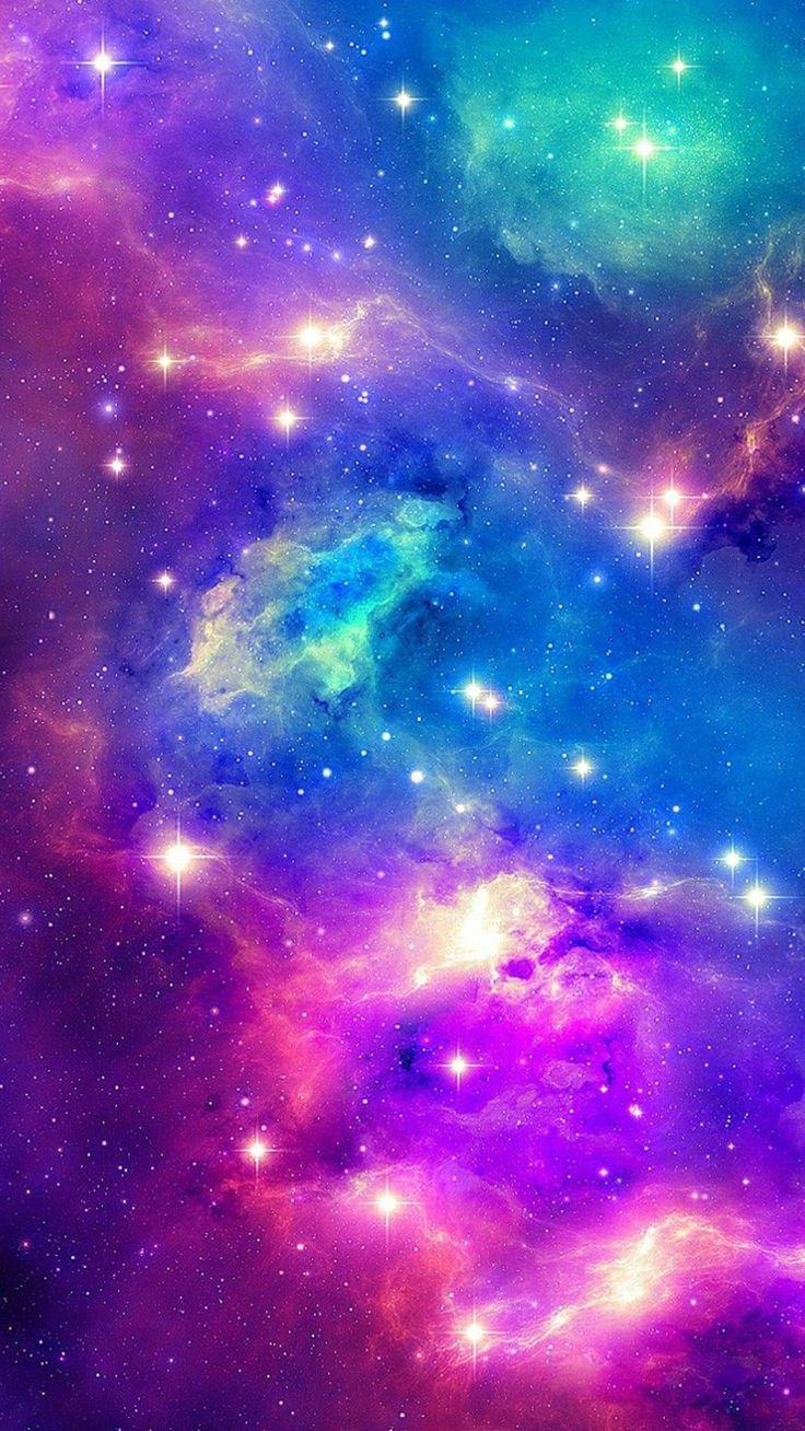 Blue Galaxy Wallpapers Wallpaper Cave
