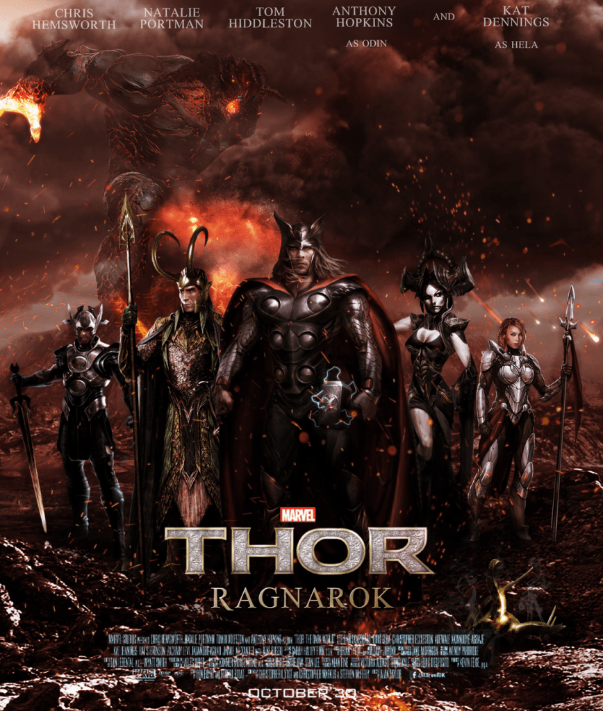 Thor: Ragnarok (2017) Movie – Cast, Wiki, Review, First look ...