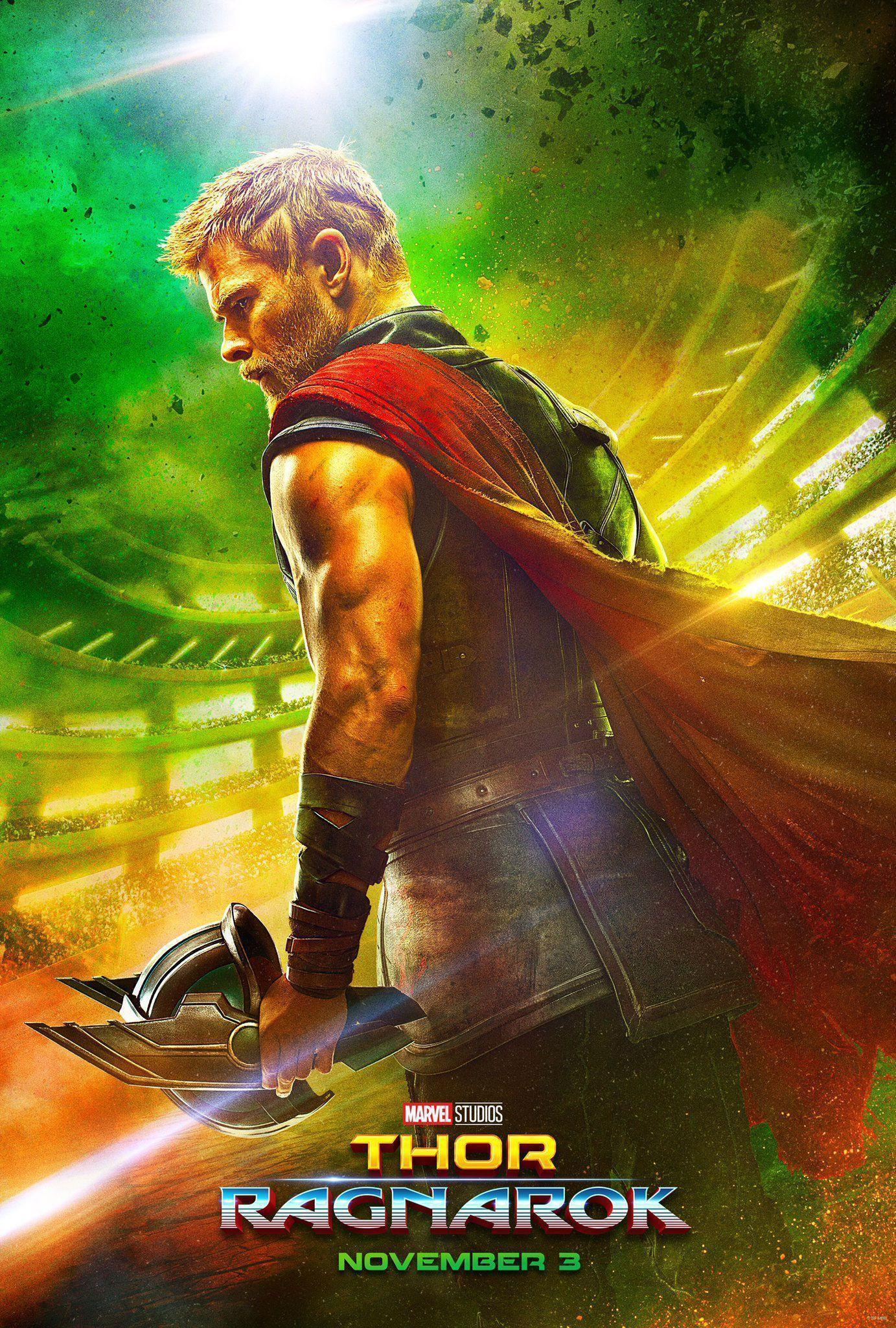 All Movie Posters and Prints for Thor: Ragnarok | JoBlo Posters