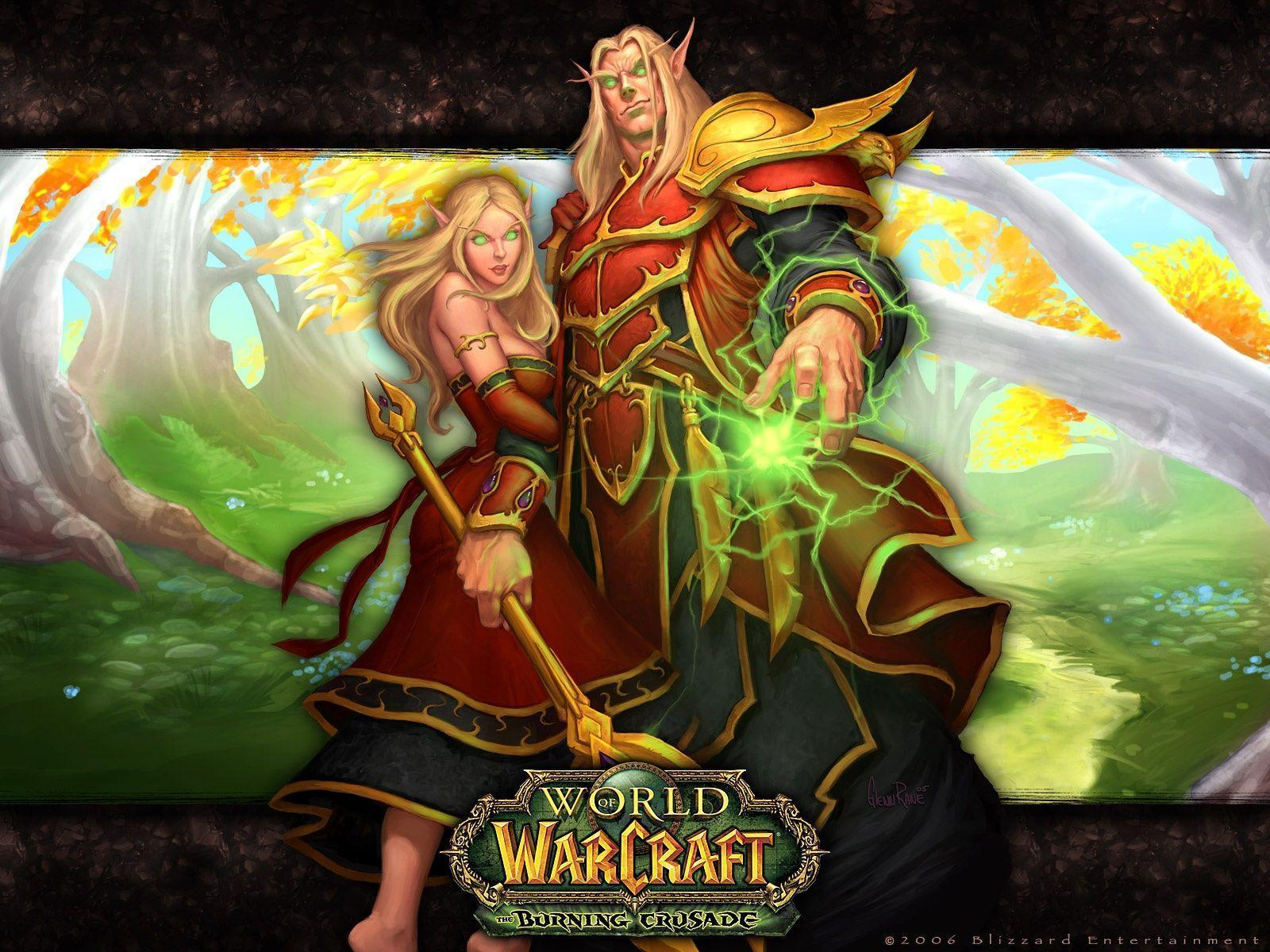 Blood Elf Wallpapers Wallpaper Cave