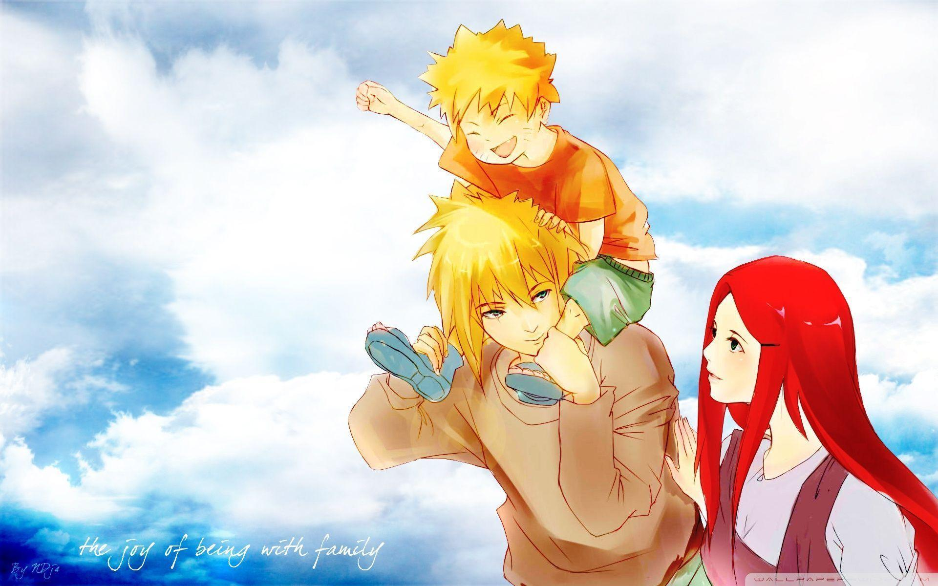Naruto Family Wallpapers Wallpaper Cave