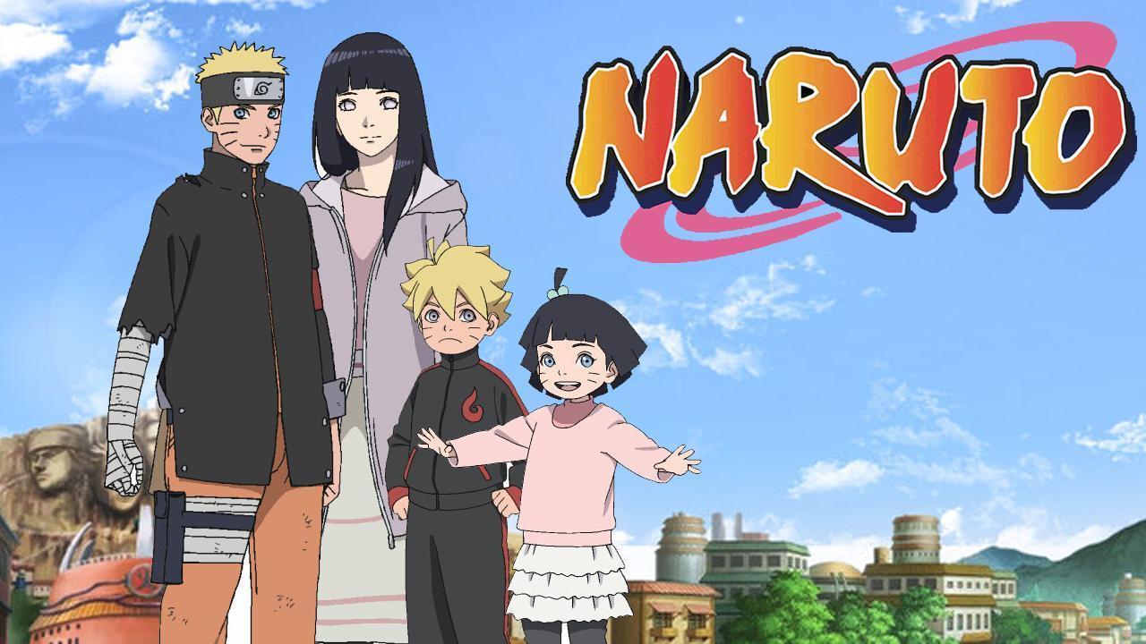 Unduh 860 Wallpaper Naruto Dan Keluarga HD Gratid