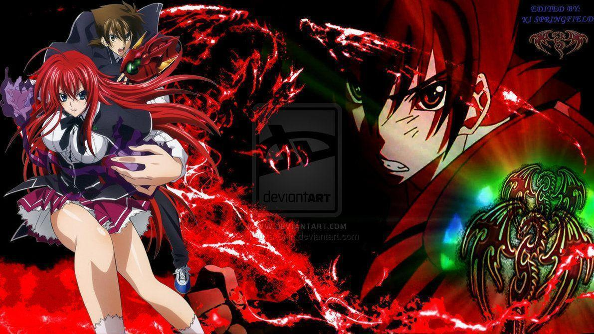 Issei Hyoudou Wallpapers - Wallpaper Cave
