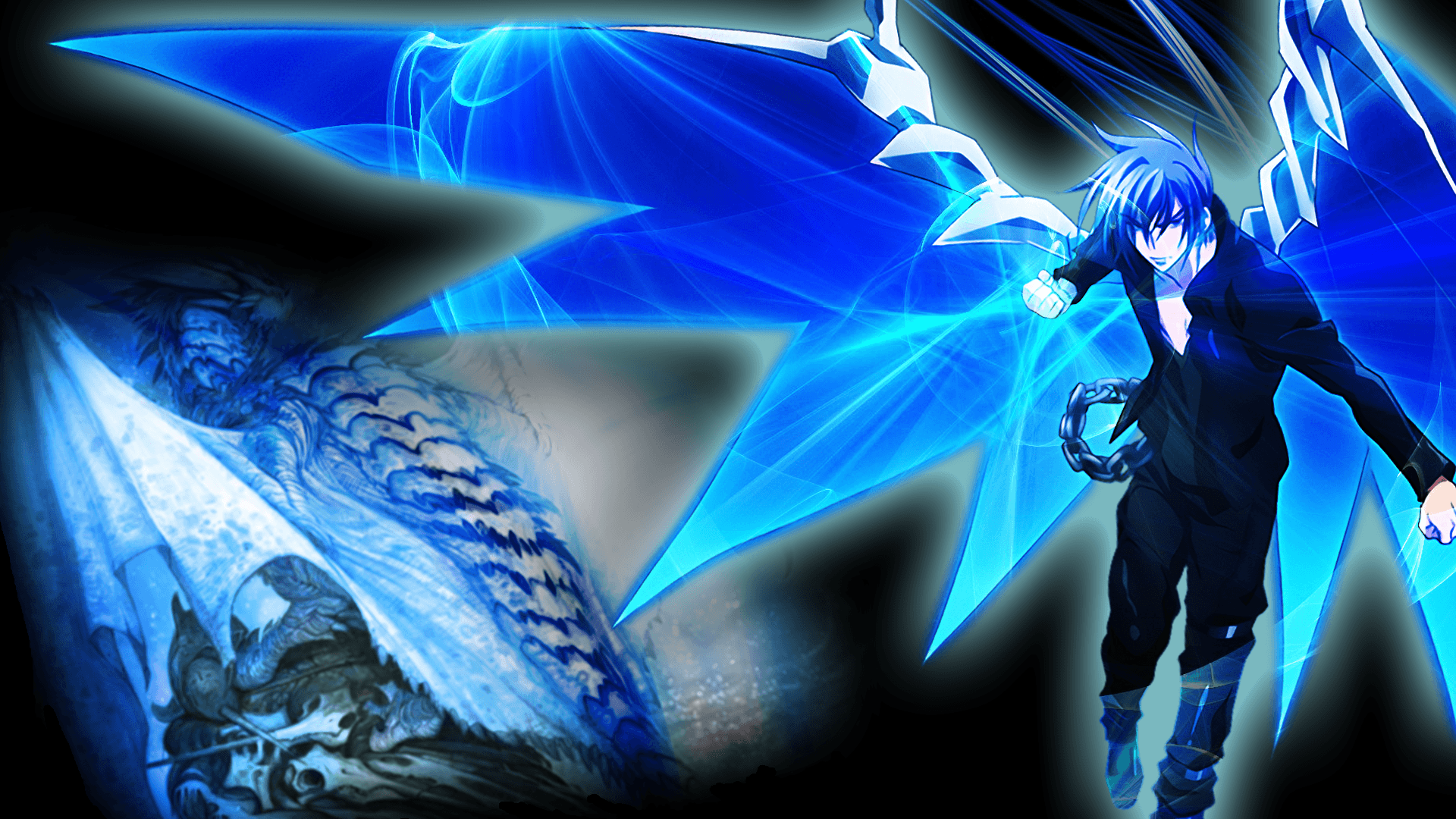 White Dragon Emperor Wallpaper Let's settle this once and for all, riser. white dragon emperor wallpaper