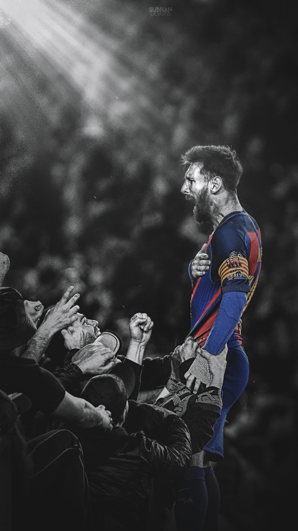 Messi 2017 Hd Wallpapers Wallpaper Cave