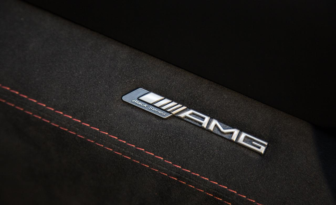 Mercedes AMG Logo Wallpapers