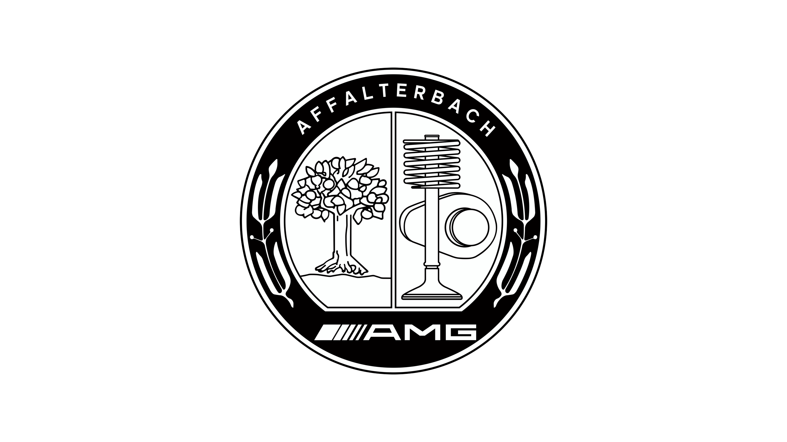 Mercedes AMG Logo Wallpapers - Wallpaper Cave