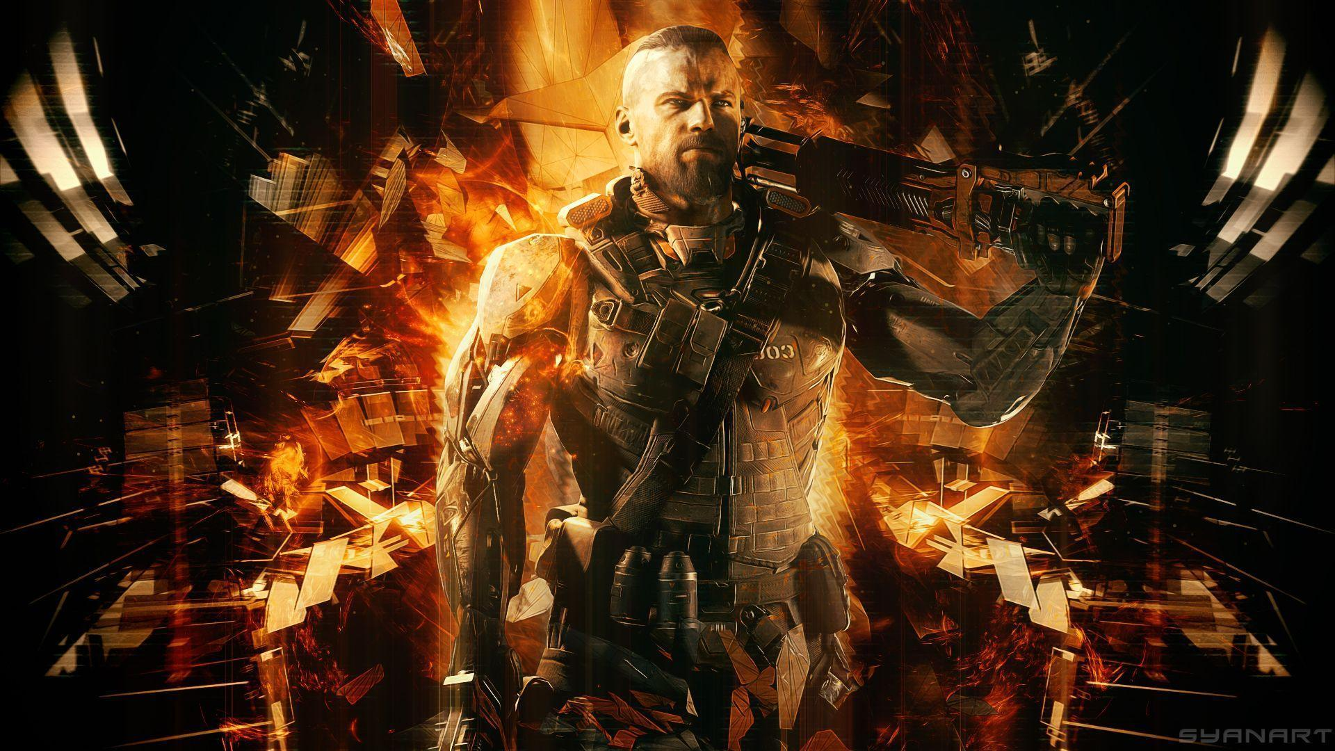 Call Of Duty Black Ops 3 Hd Wallpapers: Black Ops 3 Zombies Wallpapers