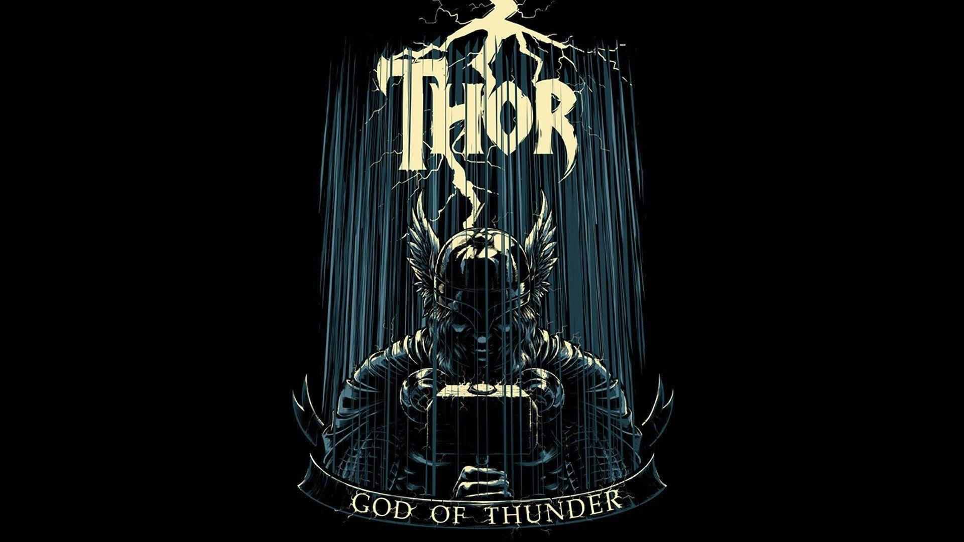 6 Thor: God of Thunder HD Wallpapers