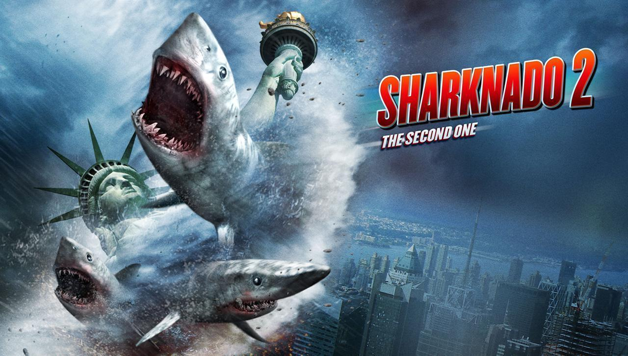 Sharknado 2018