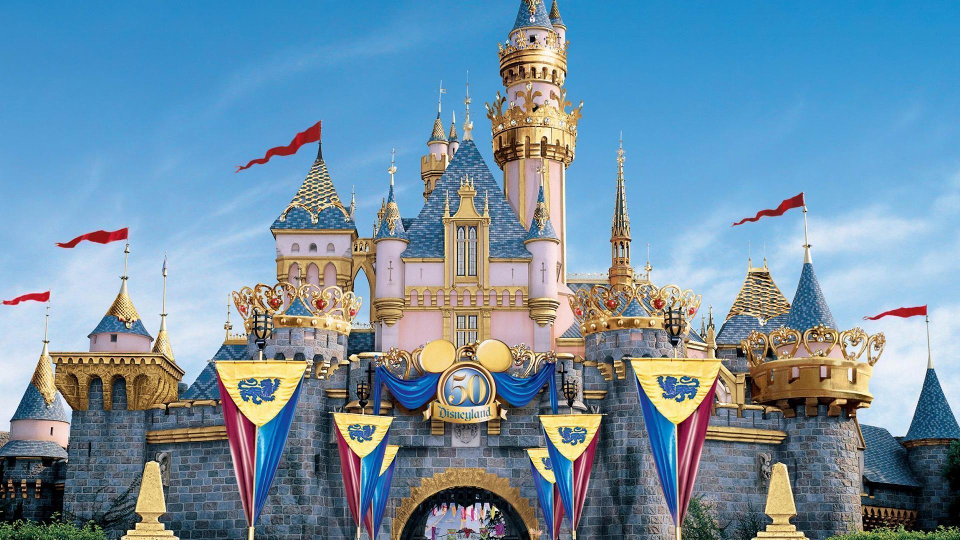 Disneyland Hd Wallpapers Wallpaper Cave