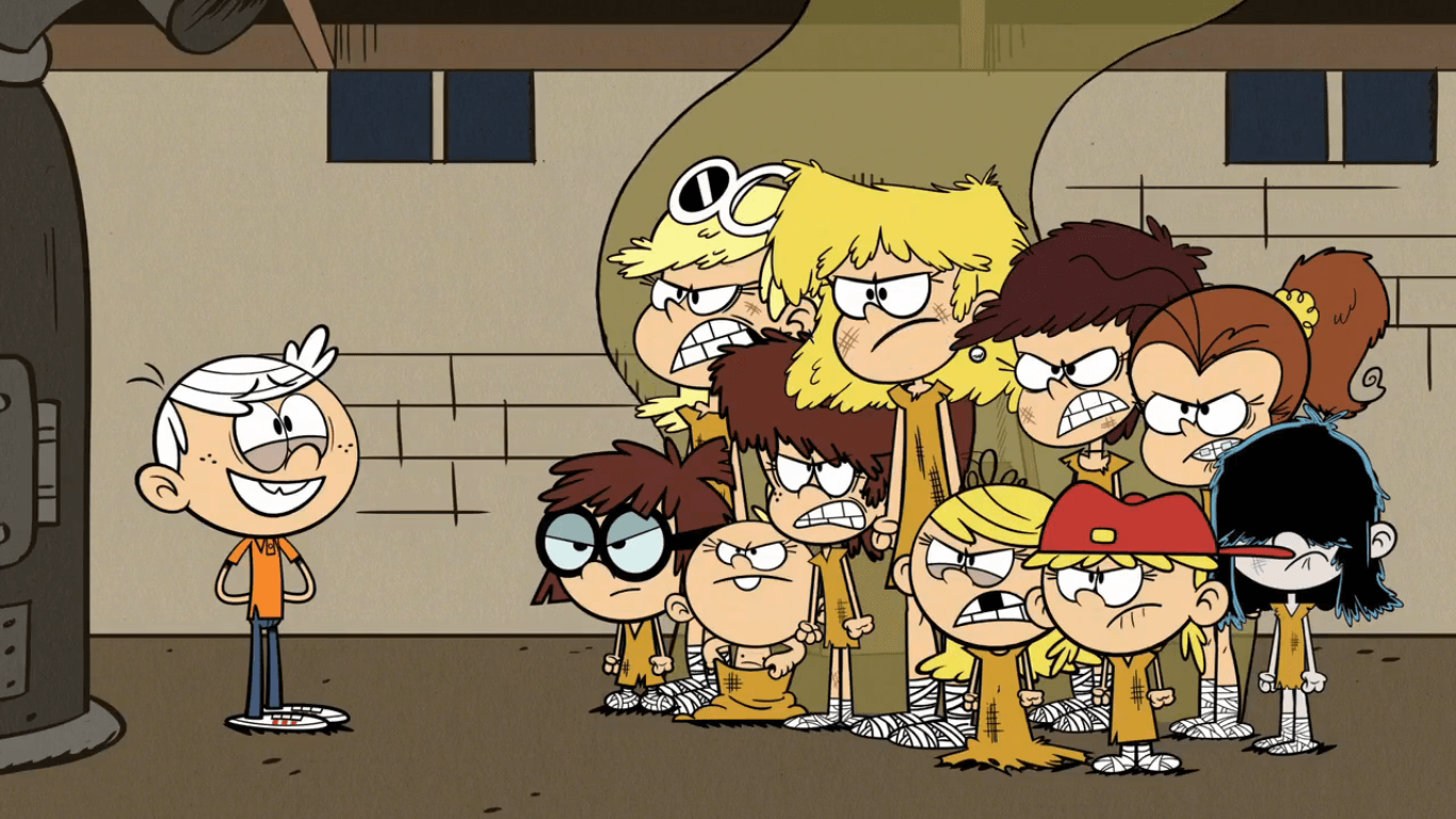 The Loud House Wallpapers Wallpaper Cave