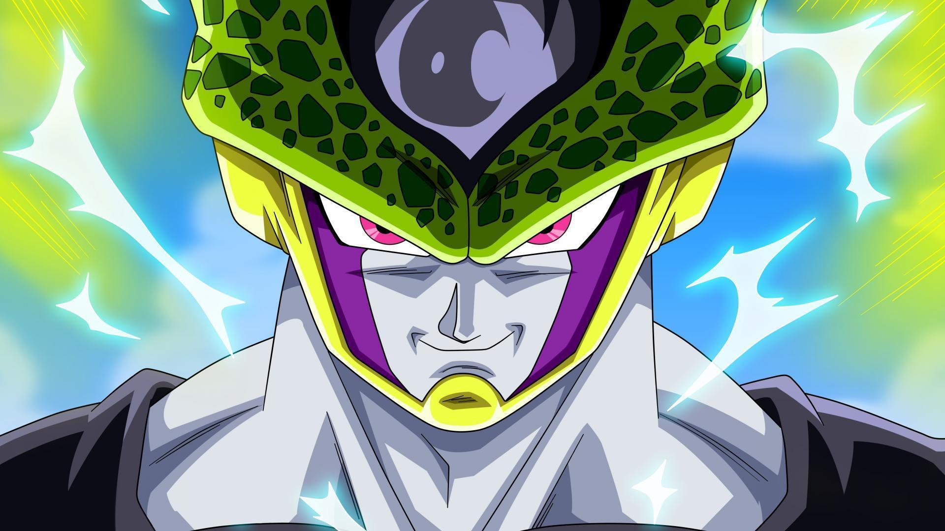 Cell Dbz Wallpapers Wallpaper Cave