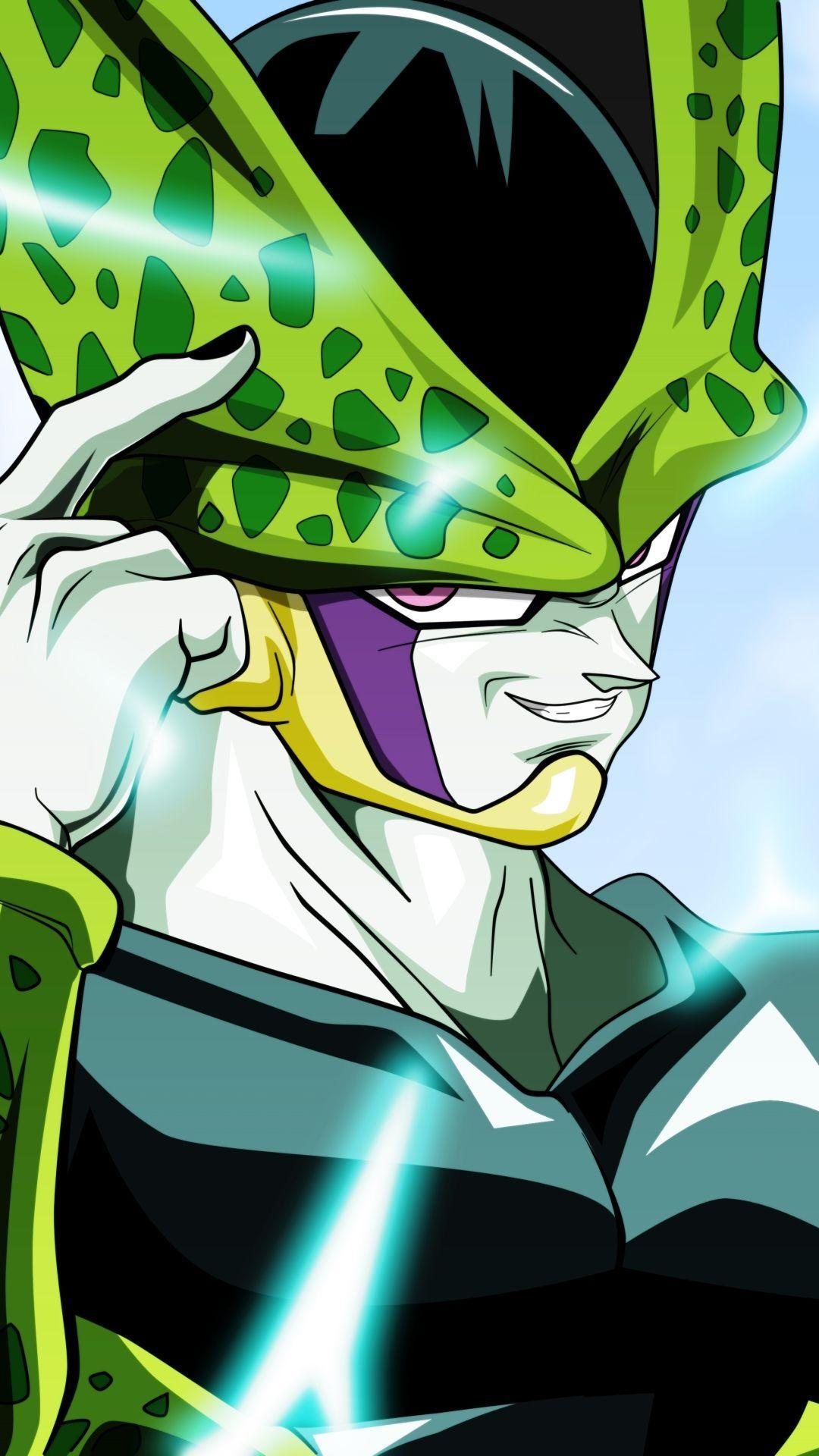 Dragon Ball Z Cell Wallpapers - Wallpaper Cave