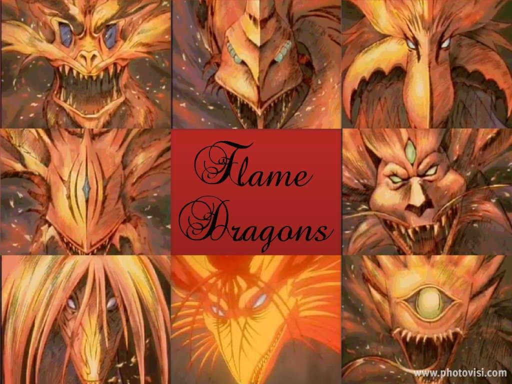 Flame Of Recca Wallpapers Wallpaper Cave